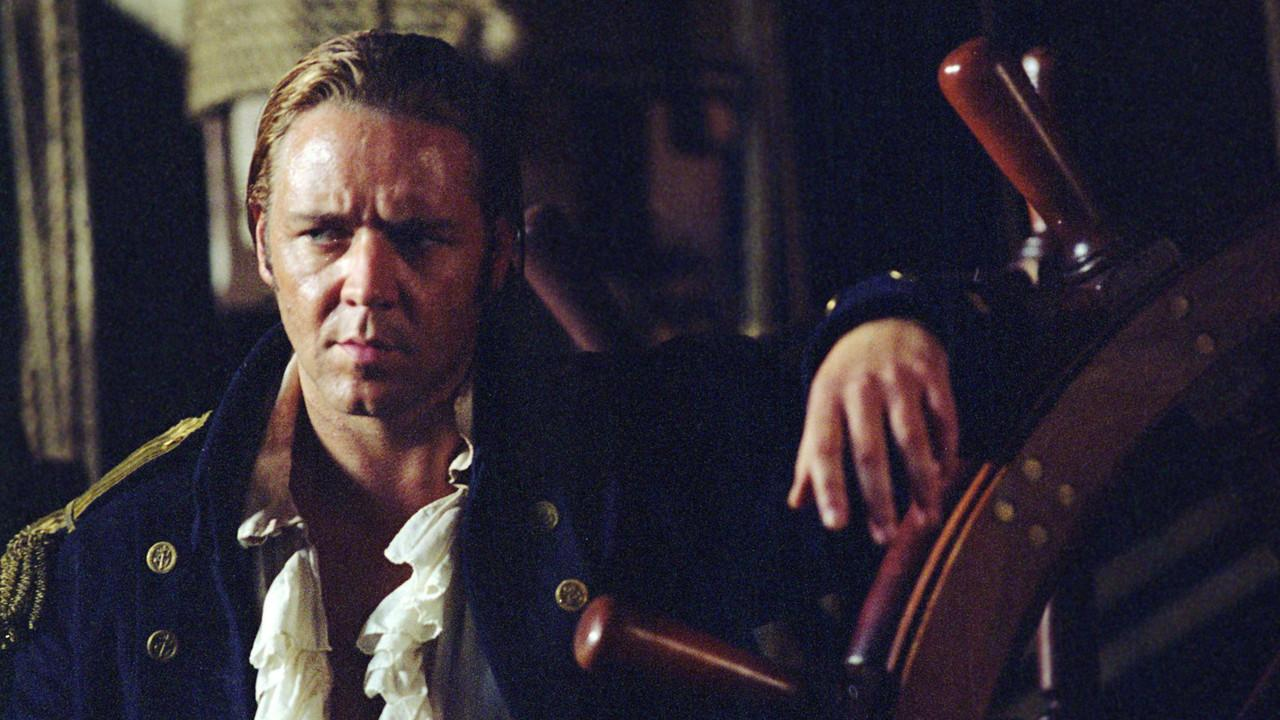 Master and Commander 2 Russell Crowe Wants a Sequel Too