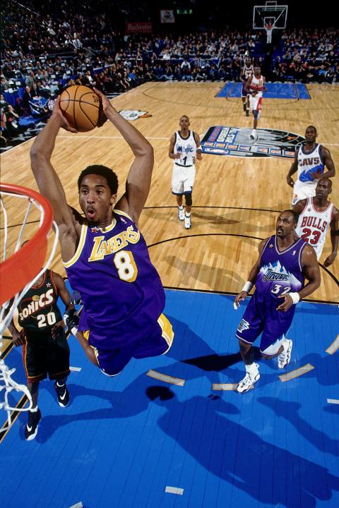 858ff7b10ced Kobe Bryant Like You ve Never Seen Him Before