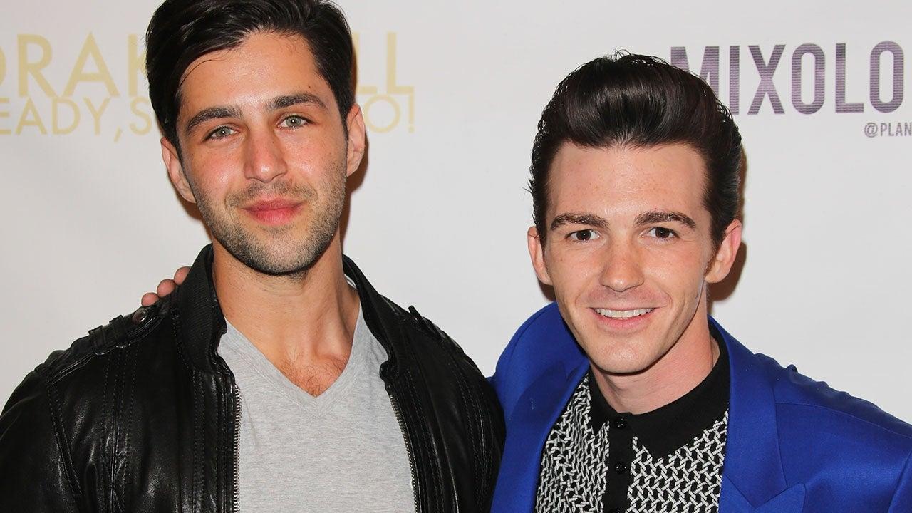 EXCLUSIVE: Drake Bell Talks Josh Peck Wedding Drama, Says