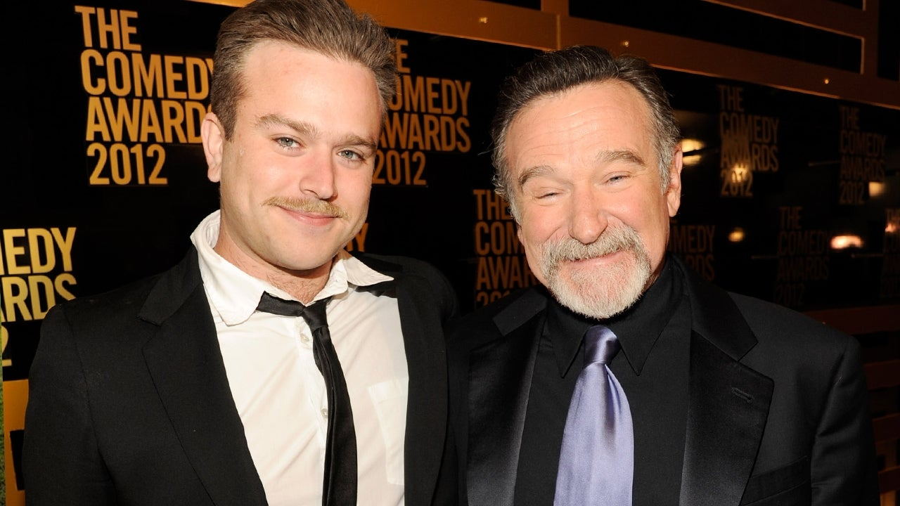 Robin Williams' Son Zak Opens Up About Being 'Traumatized' By His Father's  Death