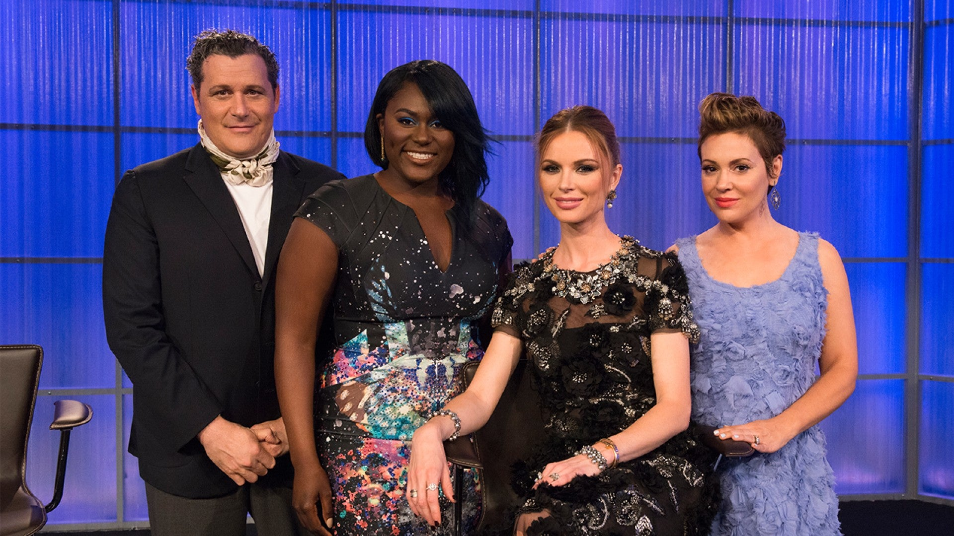 Get Your First Look At Guest Judge Danielle Brooks On Project Runway All Stars Exclusive Clip Entertainment Tonight