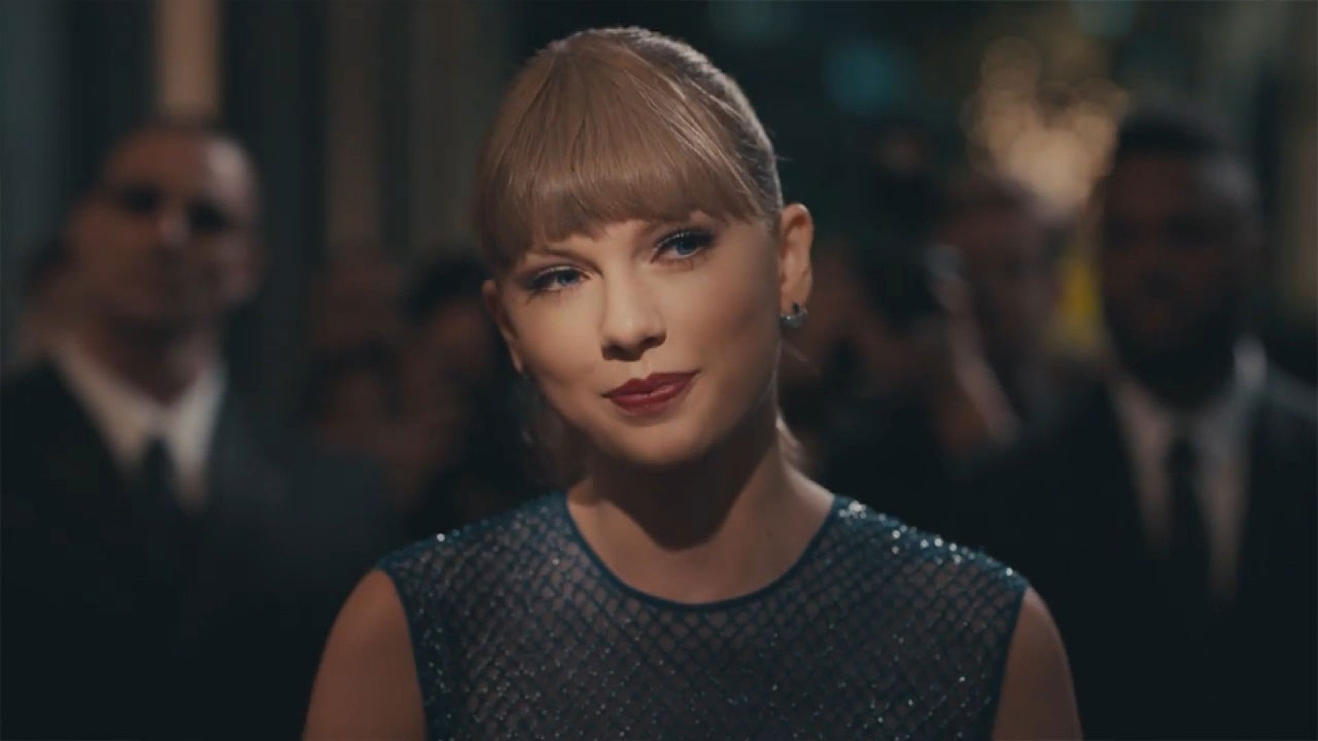 Taylor Swift Drops Magical Delicate Music Video Watch Entertainment Tonight