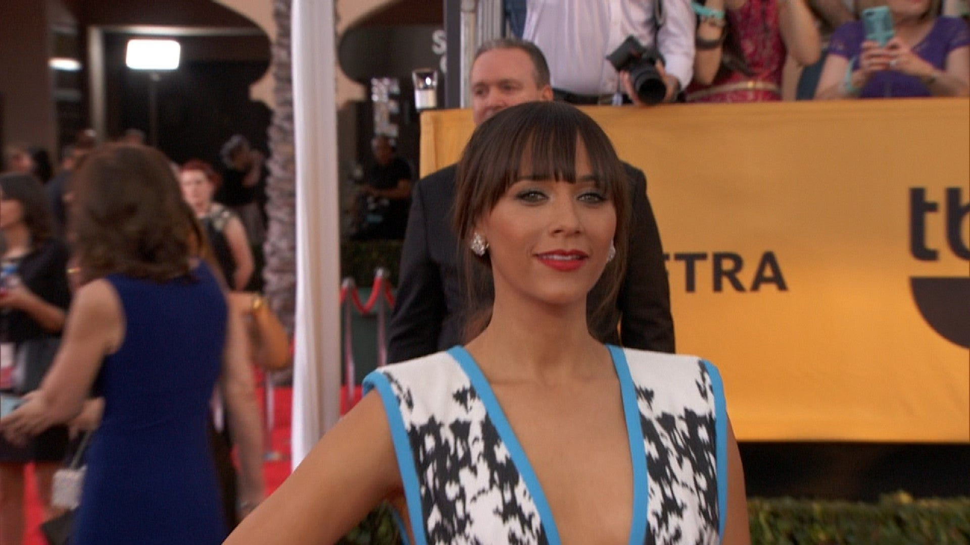 14 Reasons Why Rashida Jones Is One Of The Coolest Women In Hollywood Entertainment Tonight