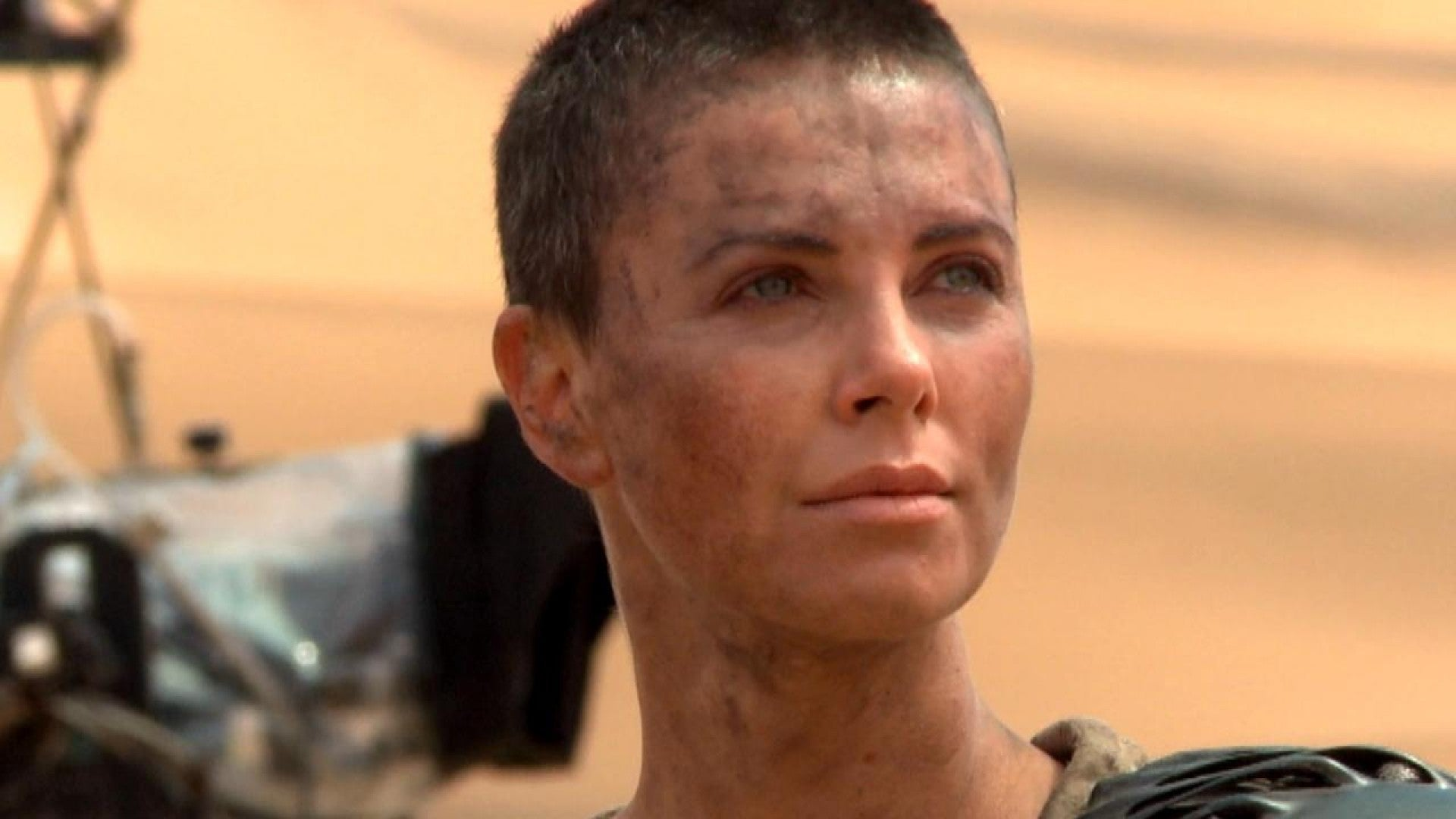 Charlize Theron on Shaving Her Head for 'Mad Max': 'I Can't ...