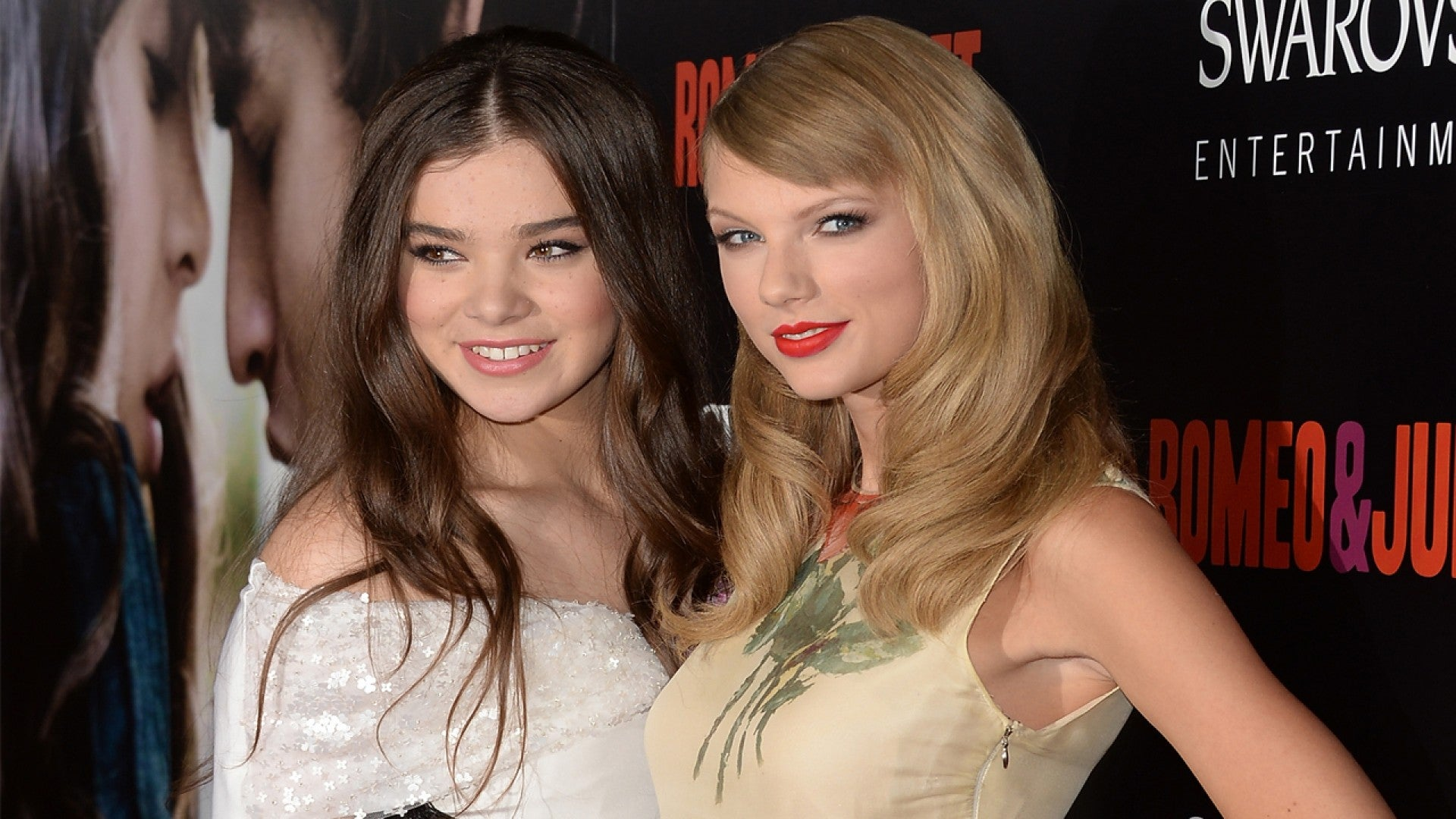 Hailee Steinfeld Reveals The Truth About Taylor Swift S Squad Talks About Childhood Bullying Entertainment Tonight