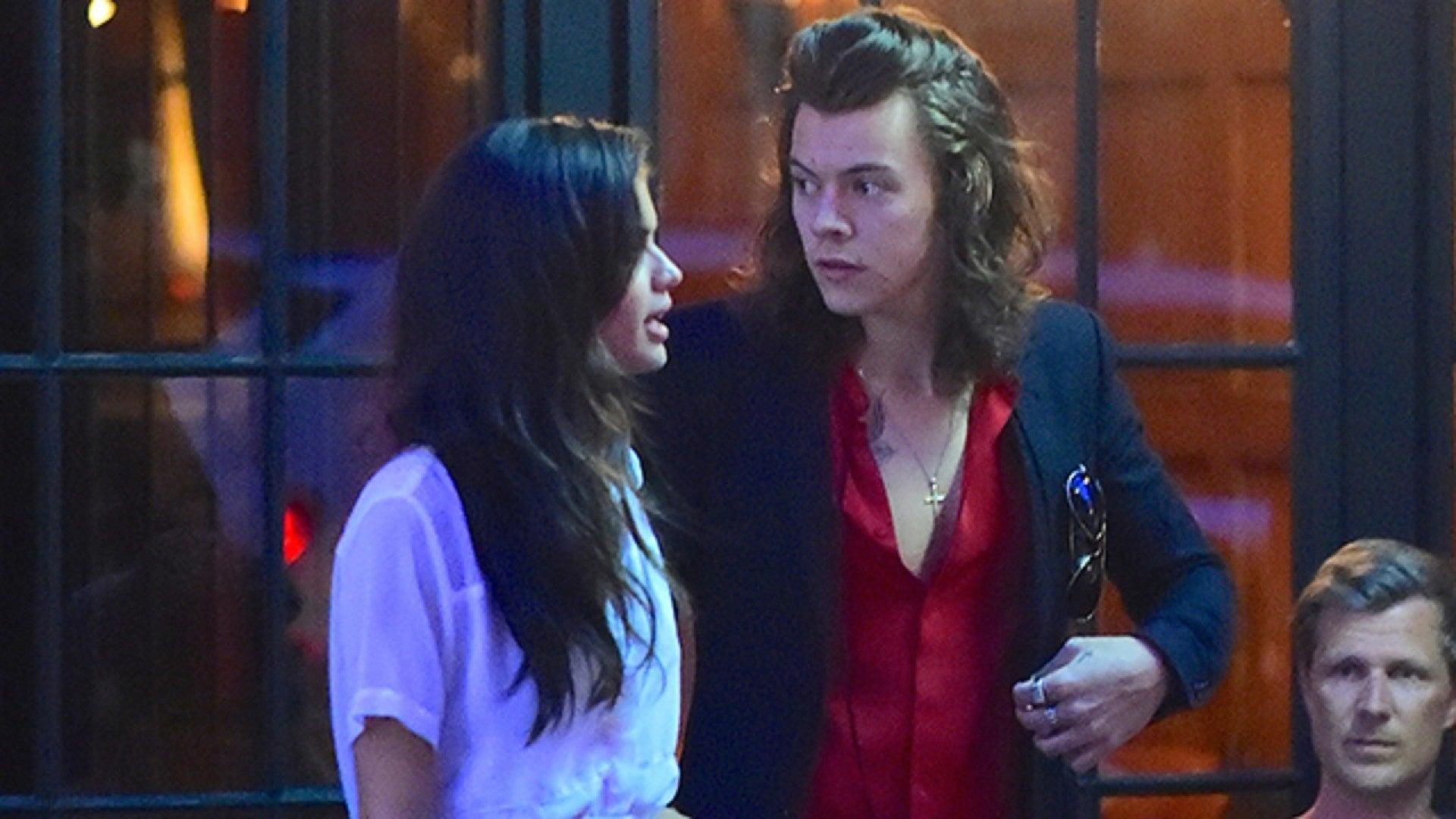 Harry dating victorias secret model