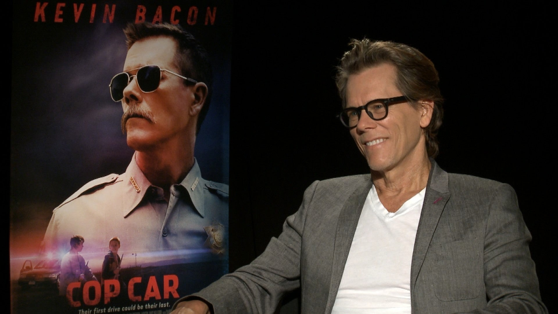 Does Kevin Bacon Remember His Own Classic Movie Lines Watch And Find Out Entertainment Tonight