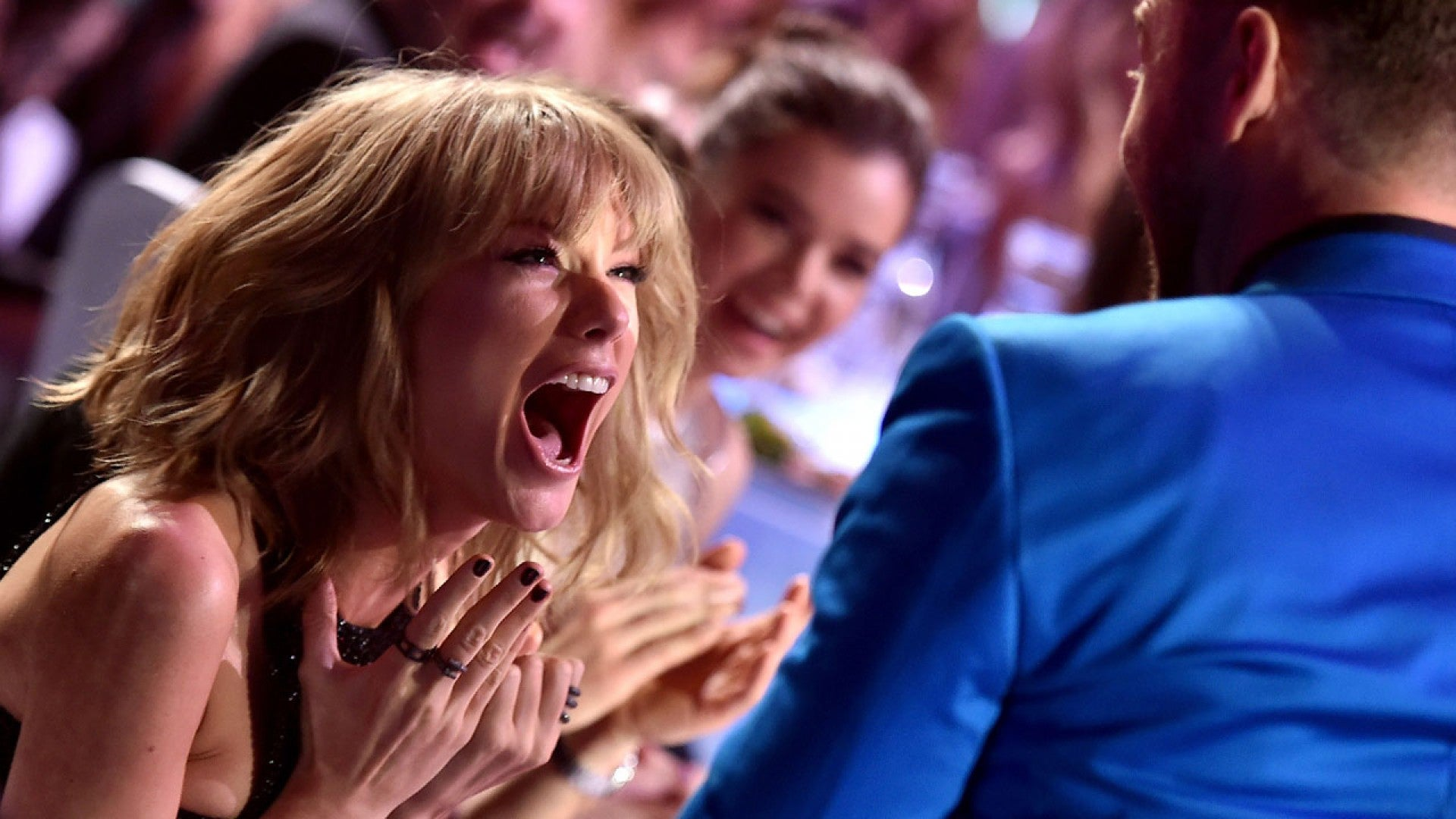 Taylor Swift Totally Lost It When She Met Justin Timberlake In 2008 Entertainment Tonight