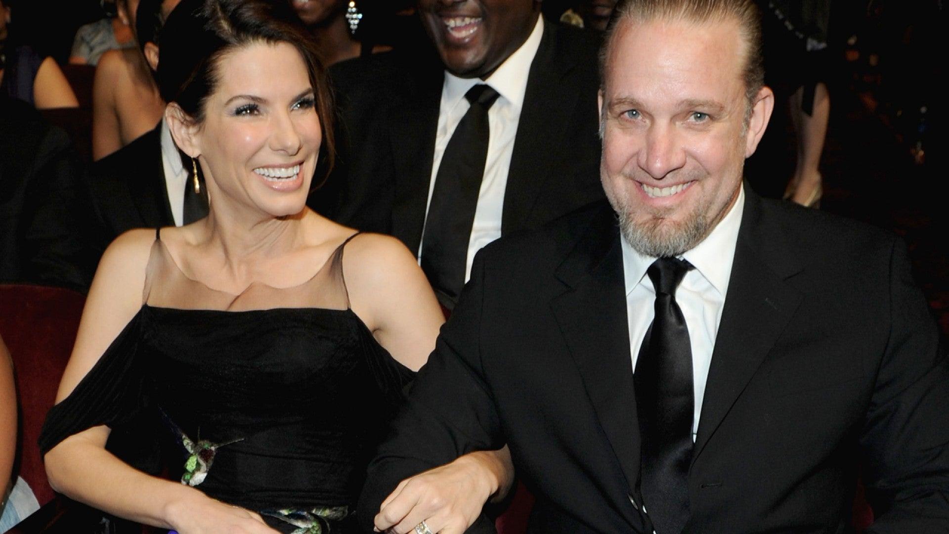 Bullock randall sandra split bryan Sandra Bullock