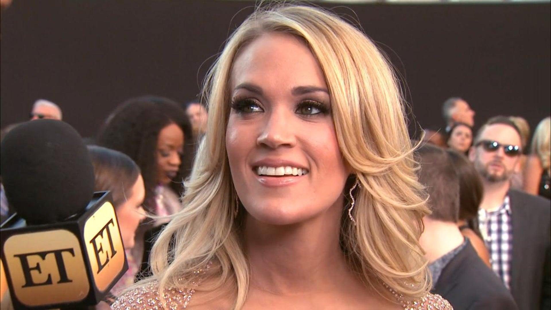 Carrie Underwood Dishes On Motherhood Says Blake Shelton And