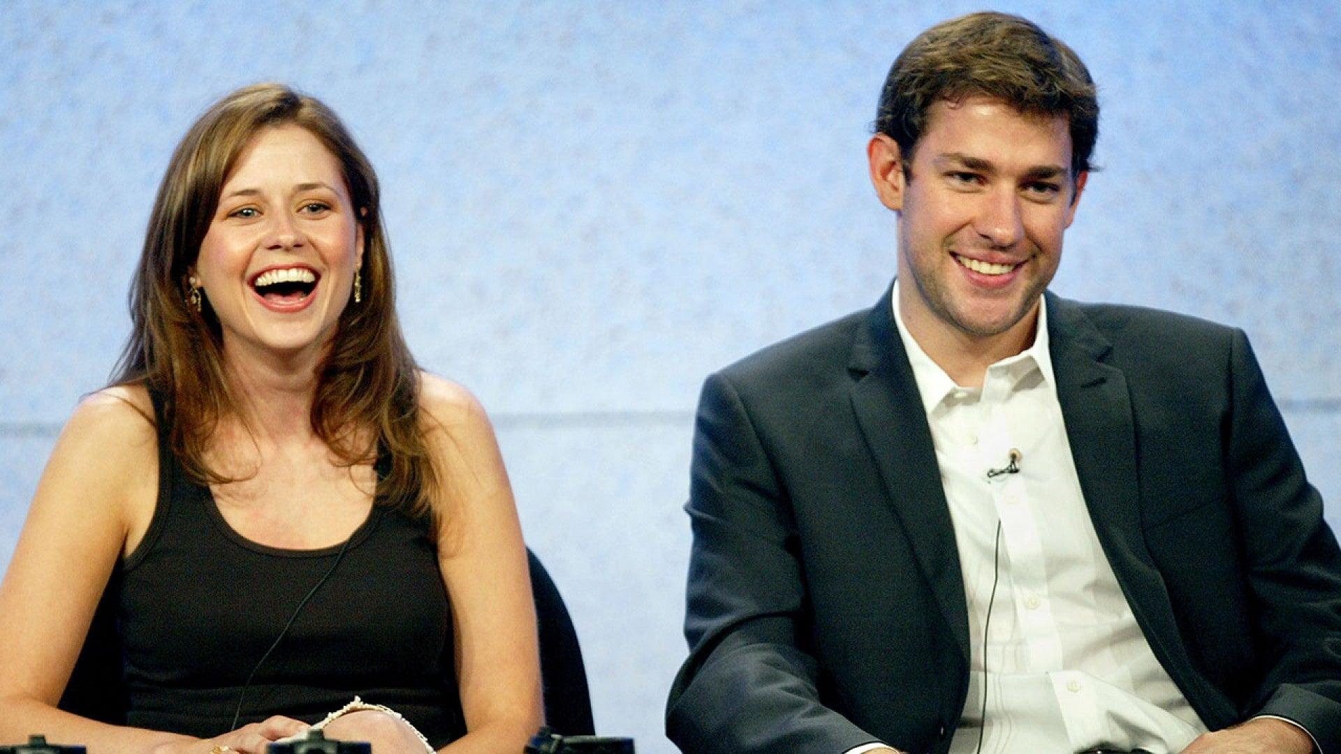 did jim and pam date in real life