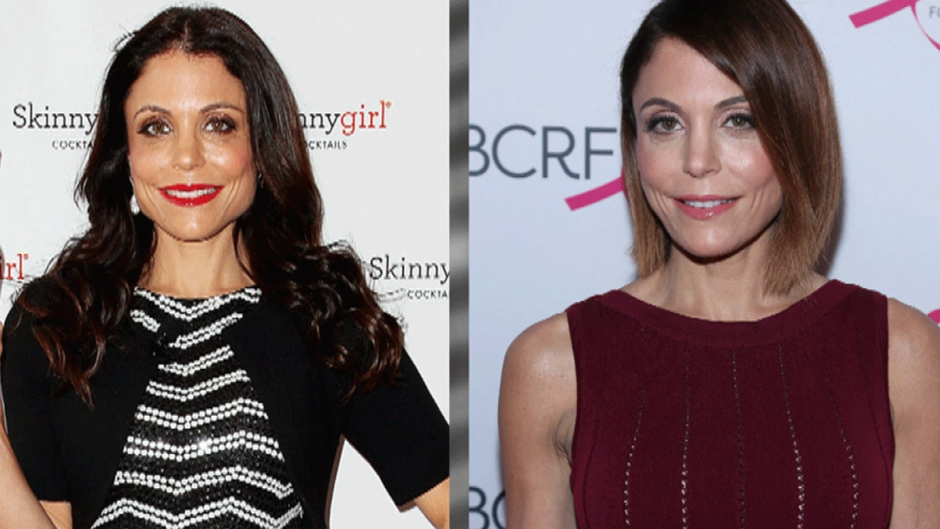 Bethenny Frankel Explains Why Her Face Has Changed Shape I Get Botox In My Jaw Entertainment Tonight
