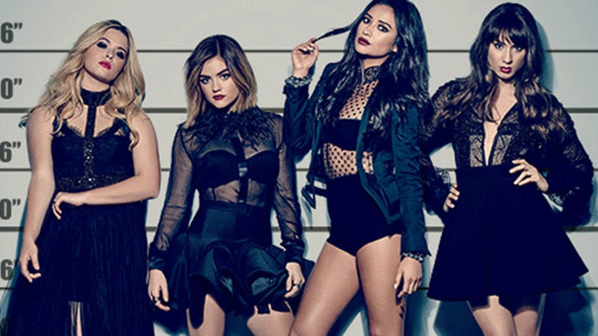 EXCLUSIVE: Is 'Pretty Little Liars' Ending? Stars Say the 'Full Cast'  Probably Won't Come Back After Season 7! | Entertainment Tonight
