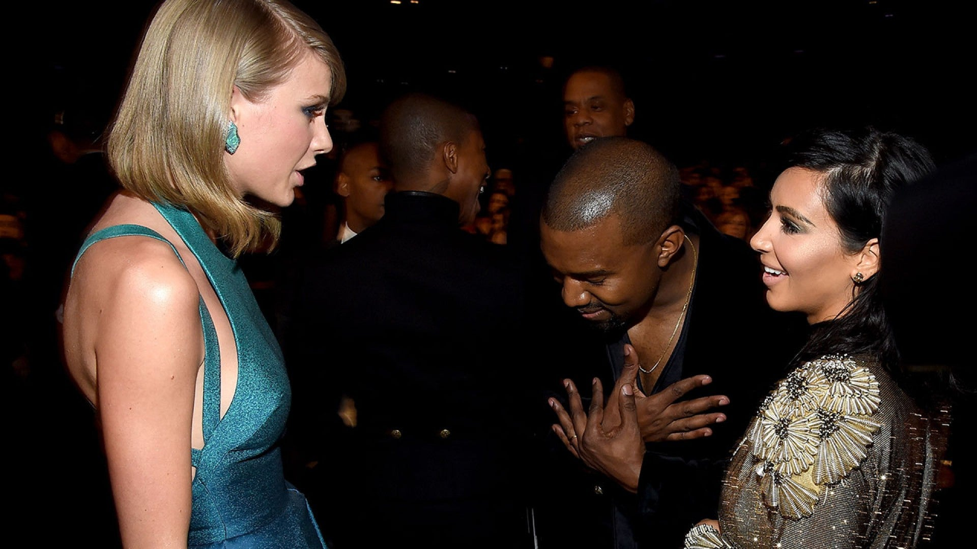 Exclusive Kim Kardashian Doesn T Regret Leaking Taylor Swift S Famous Call With Kanye West She S Sick Of Entertainment Tonight