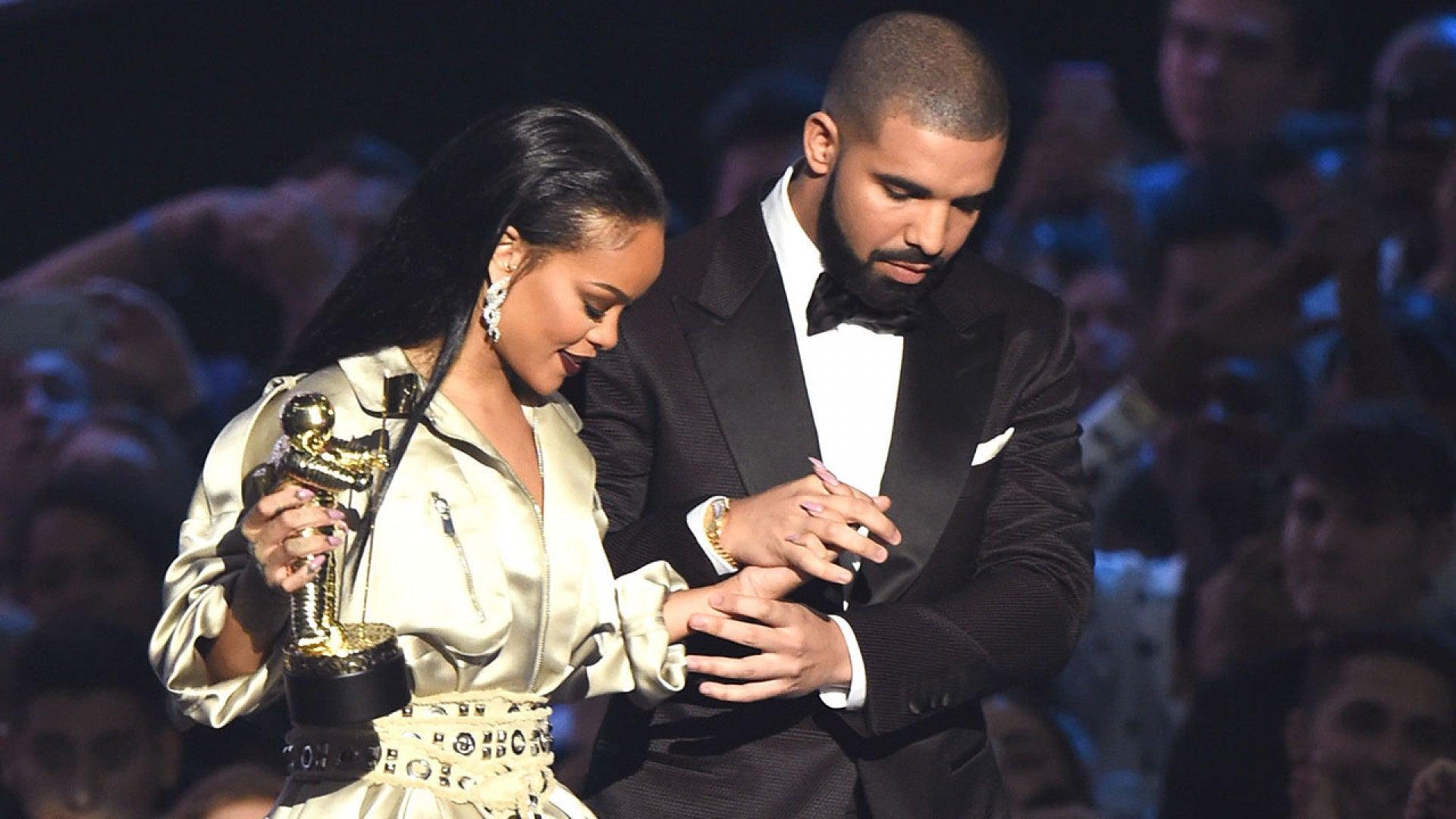 är Rihanna dating drake 2015