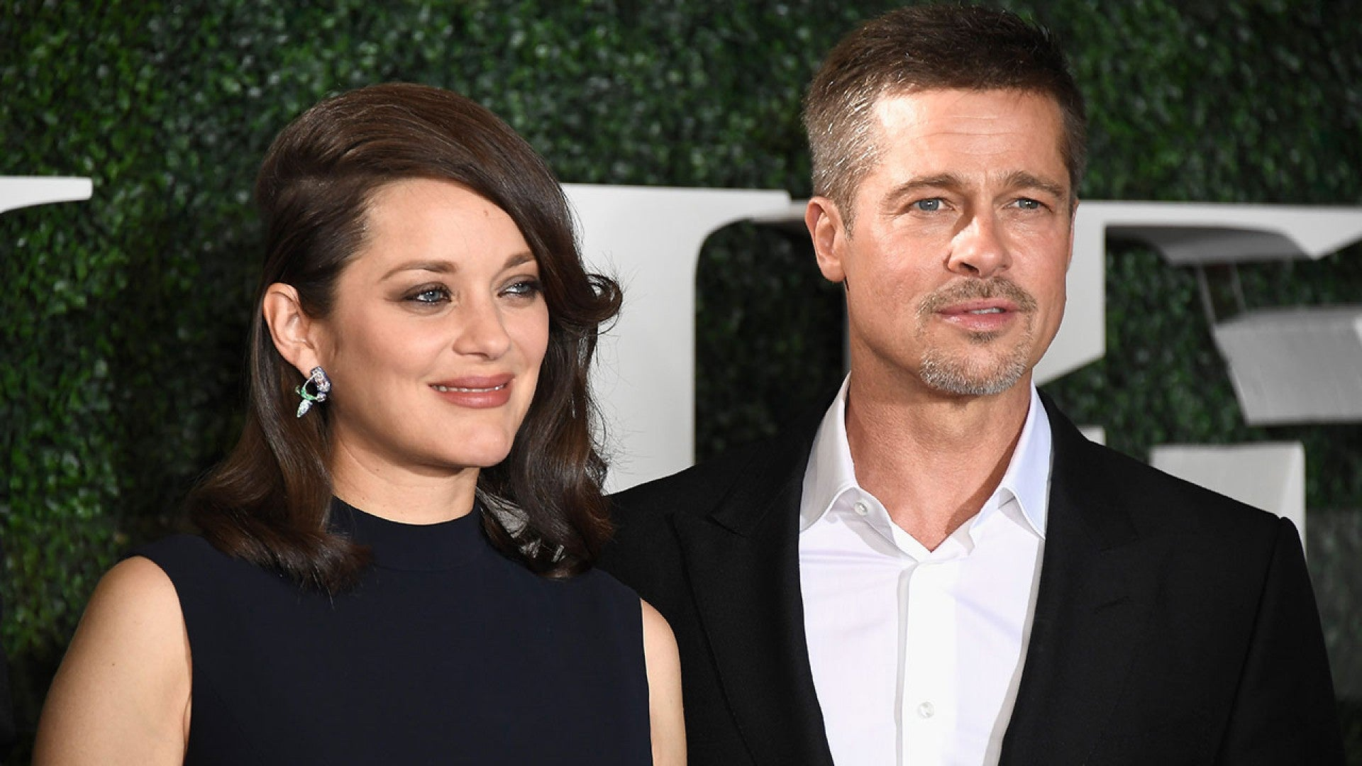 Exclusive Marion Cotillard On Meeting Brad Pitt While Filming