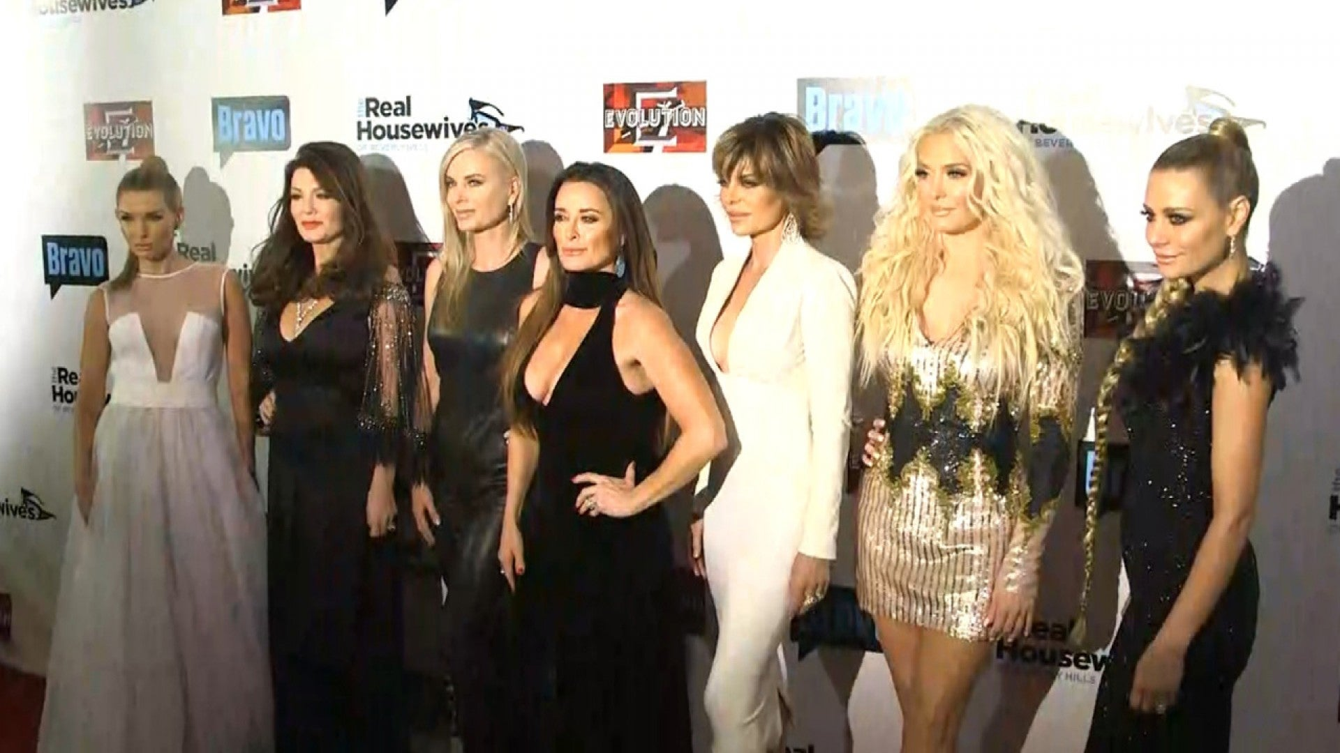 Exclusive Real Housewives Of Beverly Hills On Bouncing Back From Downer Season Bringing In New Blood Entertainment Tonight
