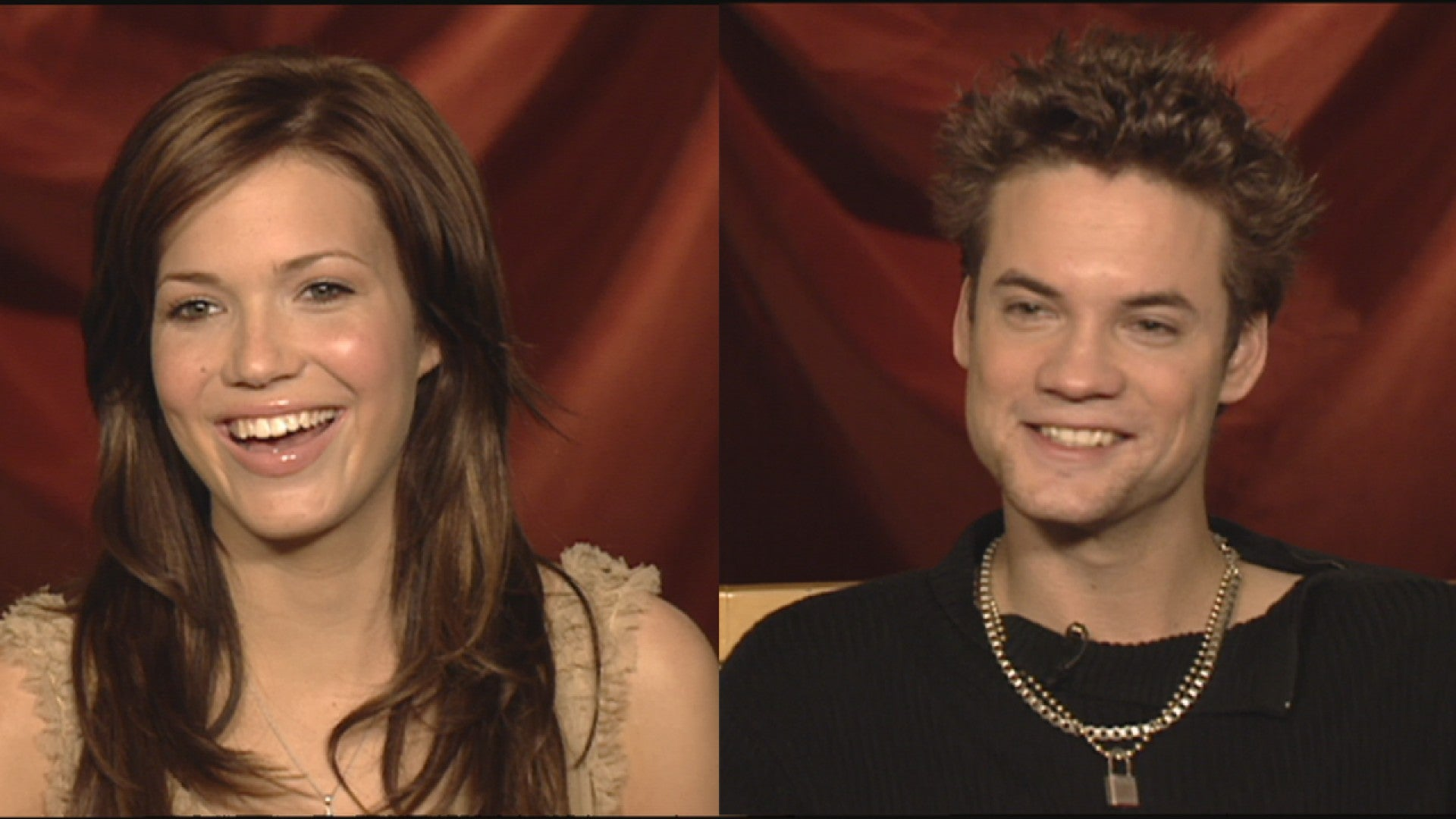Shane West Says He And Mandy Moore Have Talked About Him Guest Starring On This Is Us Entertainment Tonight