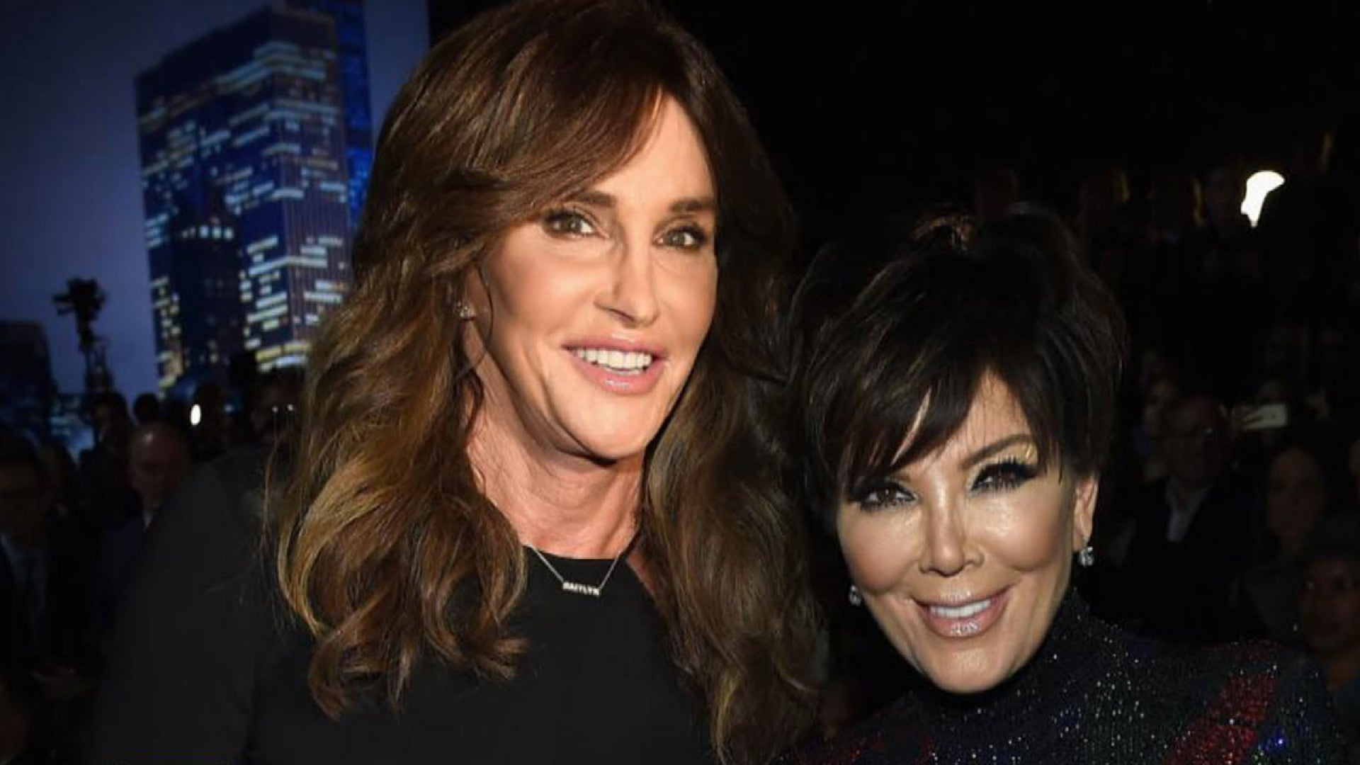 Caitlyn Jenner talks about divorce with Kris Jenner