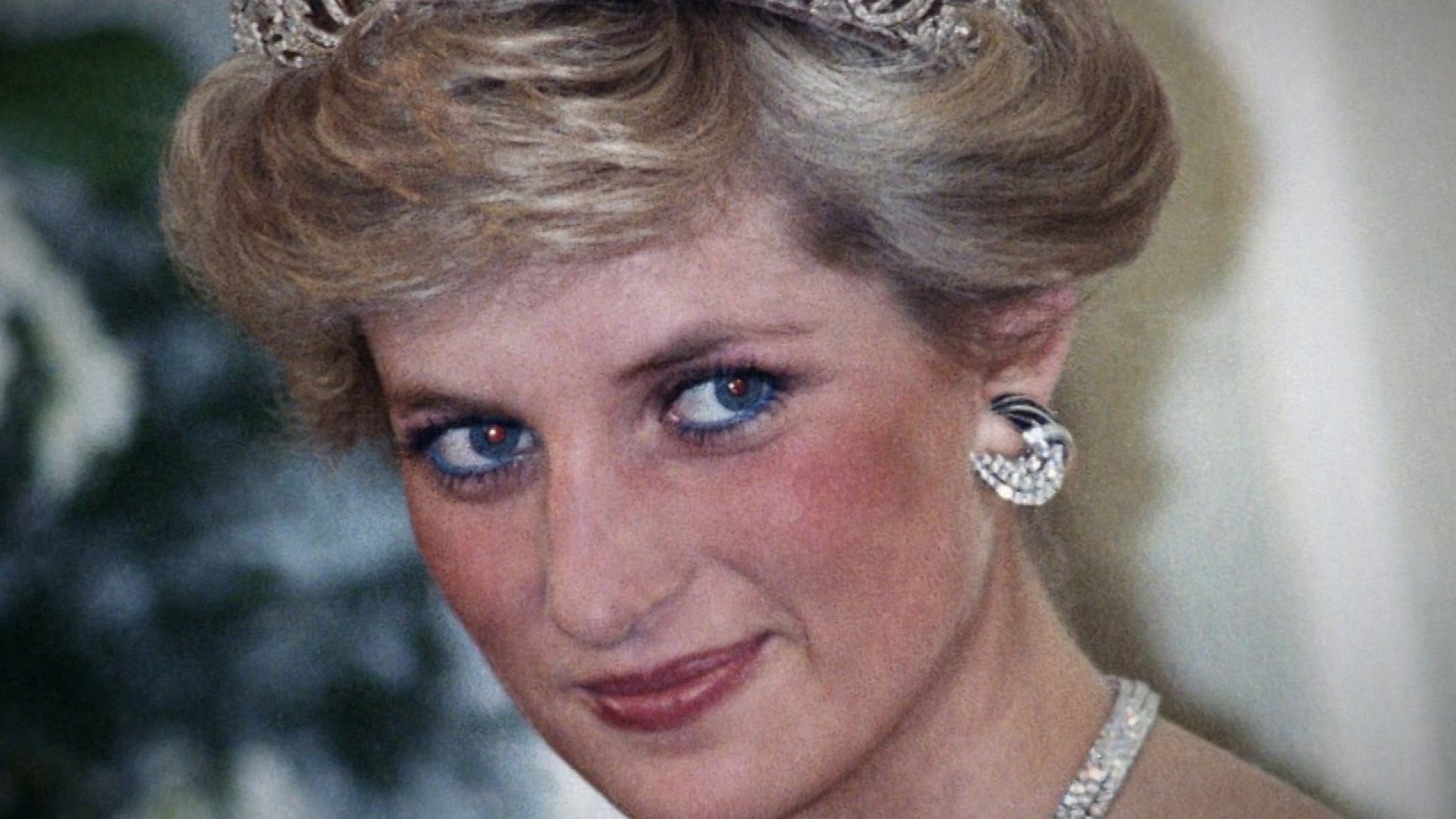 Prince William And Prince Harry Rededicate Princess Diana S Grave On What Would Have Been Her 56th Birthday Entertainment Tonight