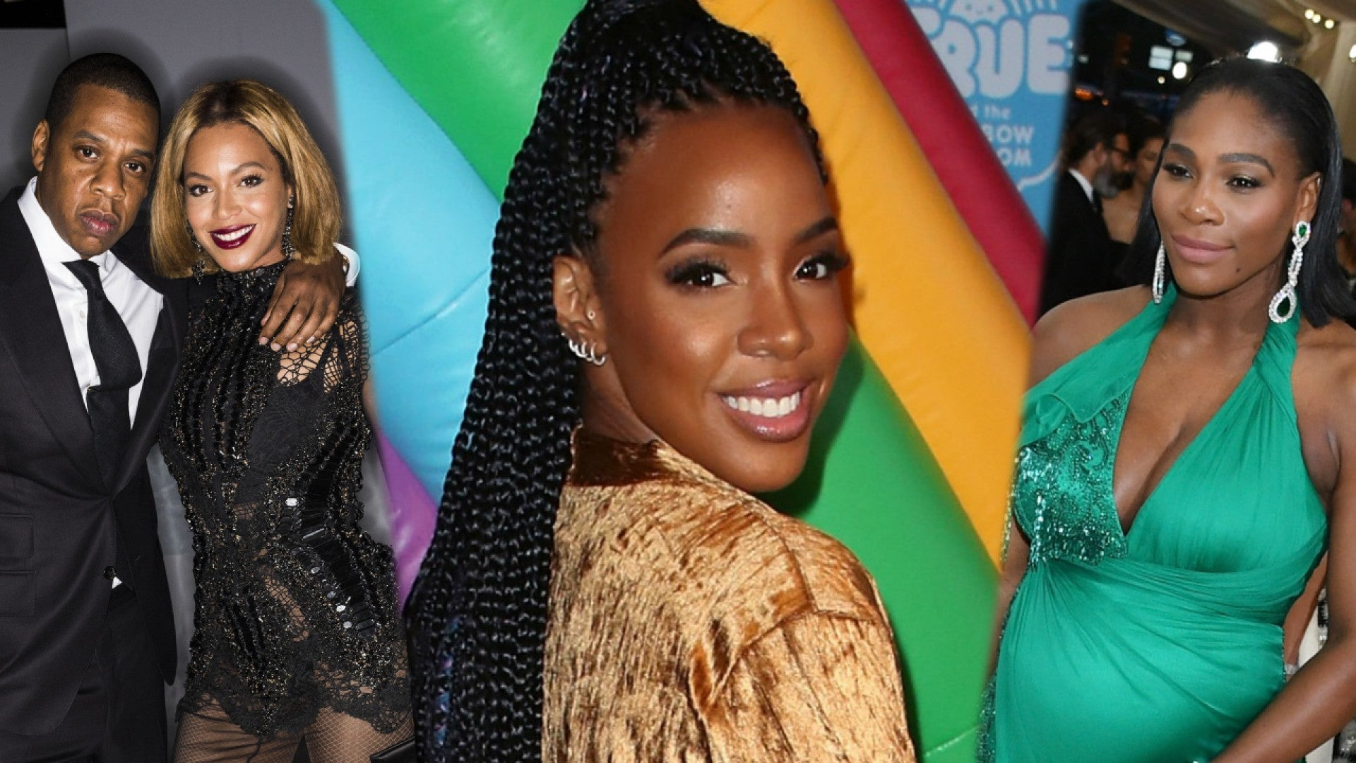 Exclusive Kelly Rowland On Workouts With Beyonce And Jay Z Everybody Goes Hard Entertainment Tonight