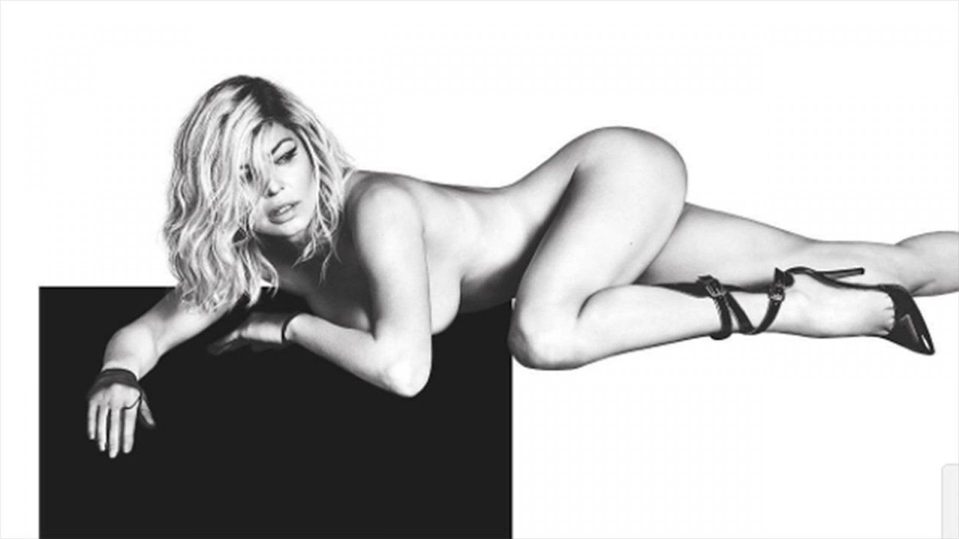 Fergie naked pornstar