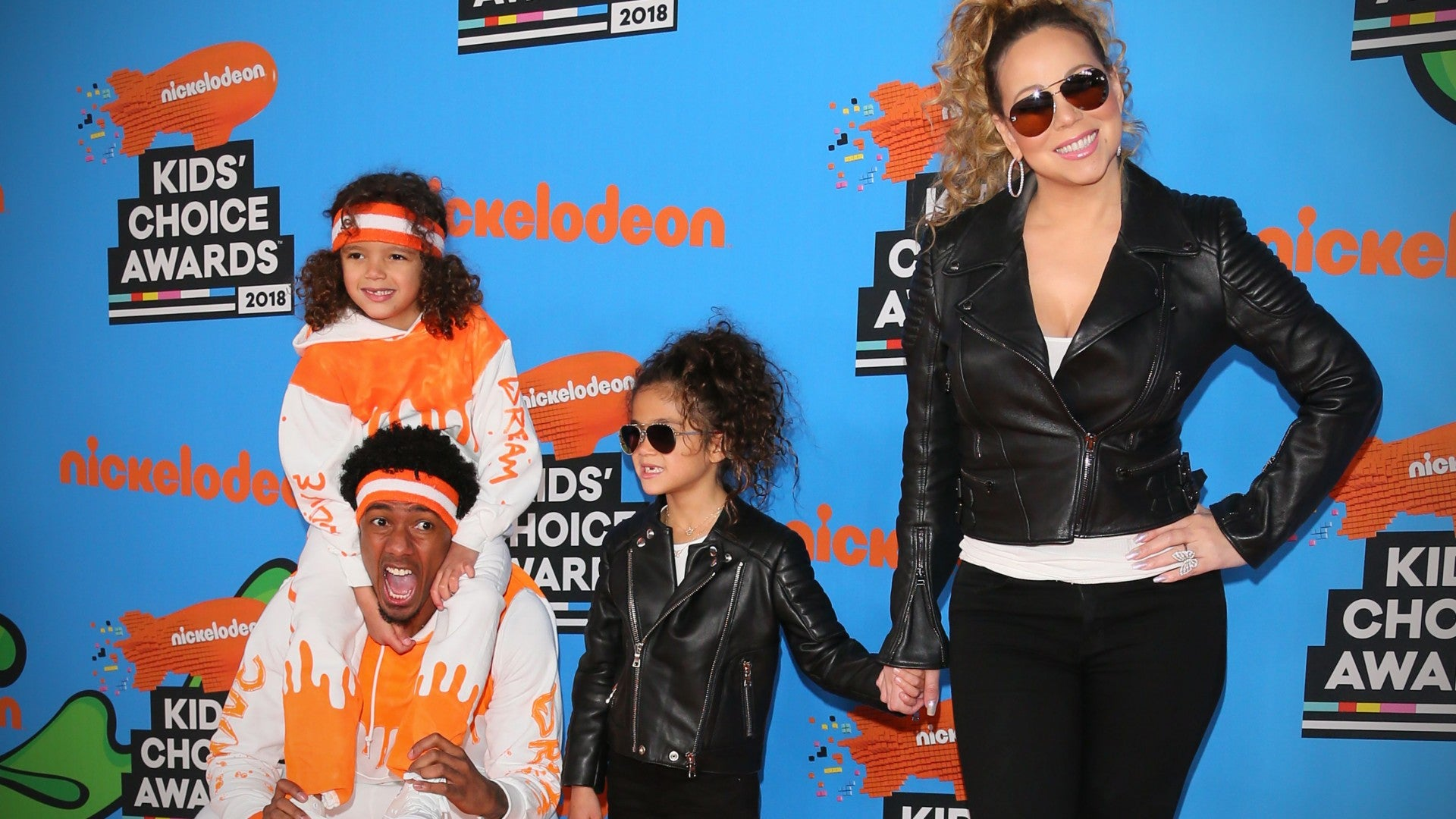 Image result for Nick Cannon with kids