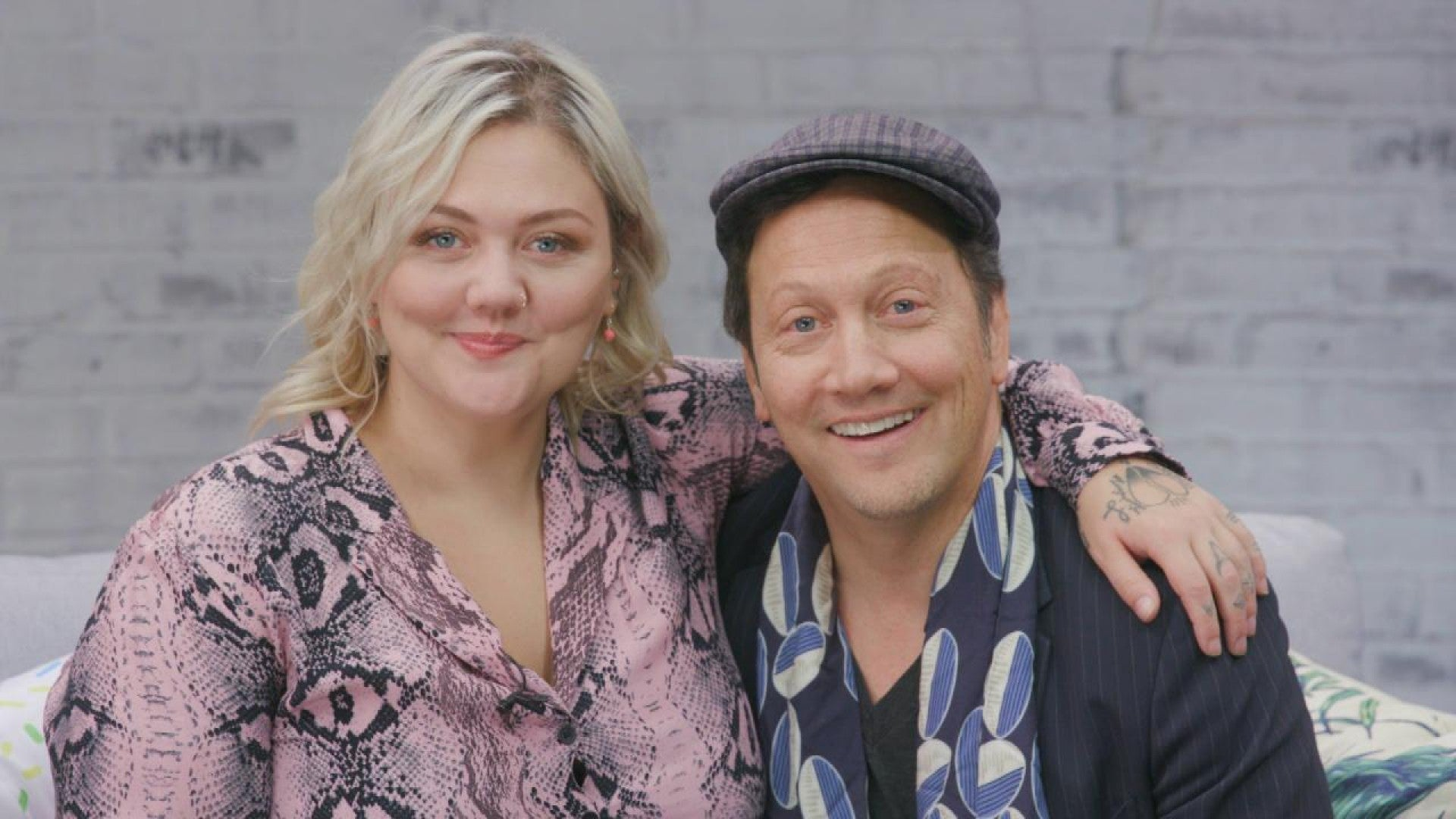 Elle King Engaged To Boyfriend Jim See The Ring Entertainment Tonight