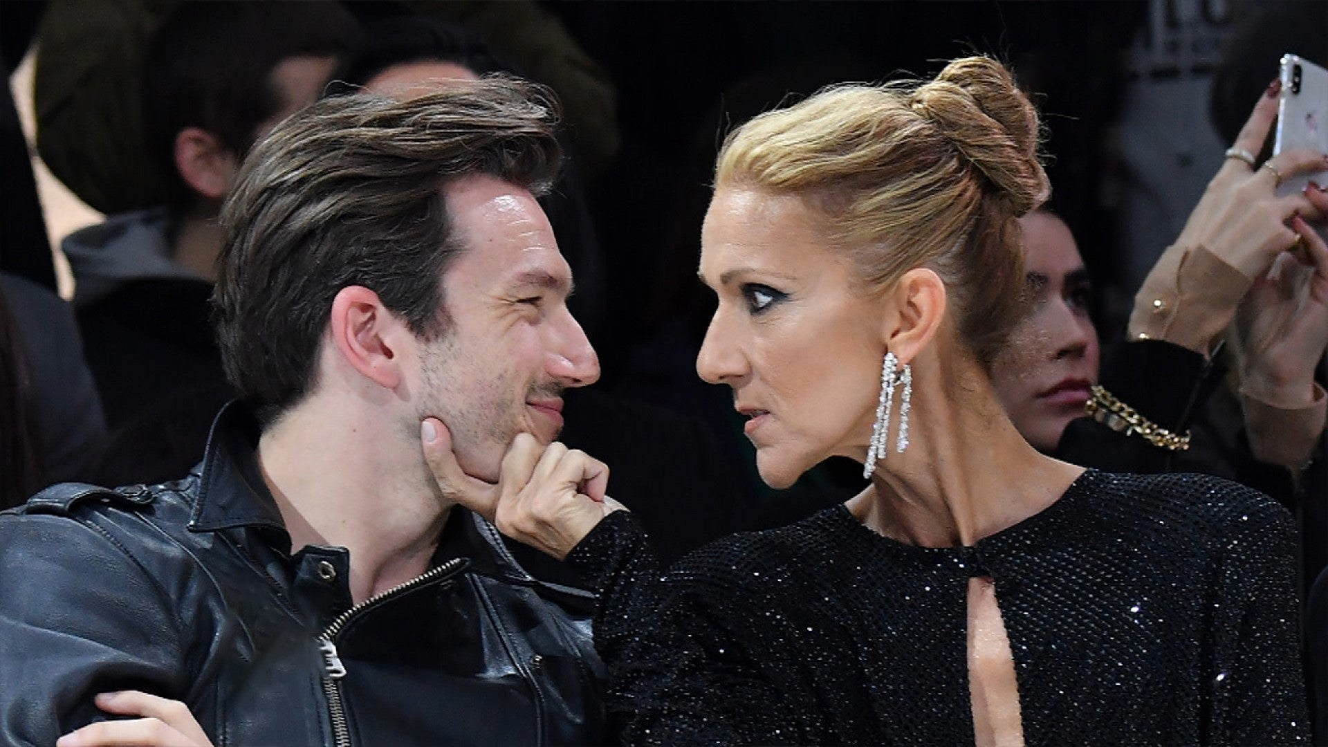 Celine Dion S Team Responds To Report That Dancer Pepe Munoz Has Too Much Influence Over Her Entertainment Tonight