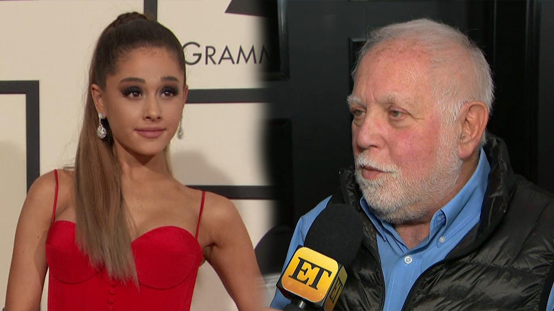 ariana grande reveals who she wants to bring to the grammys after scoring 5 nominations entertainment tonight ariana grande reveals who she wants to