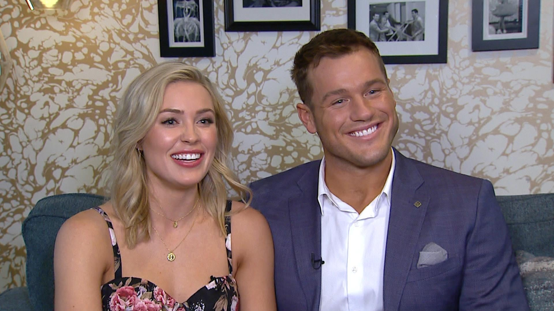 'The Bachelor': Colton Underwood's holiday photo without Cassie Randolph