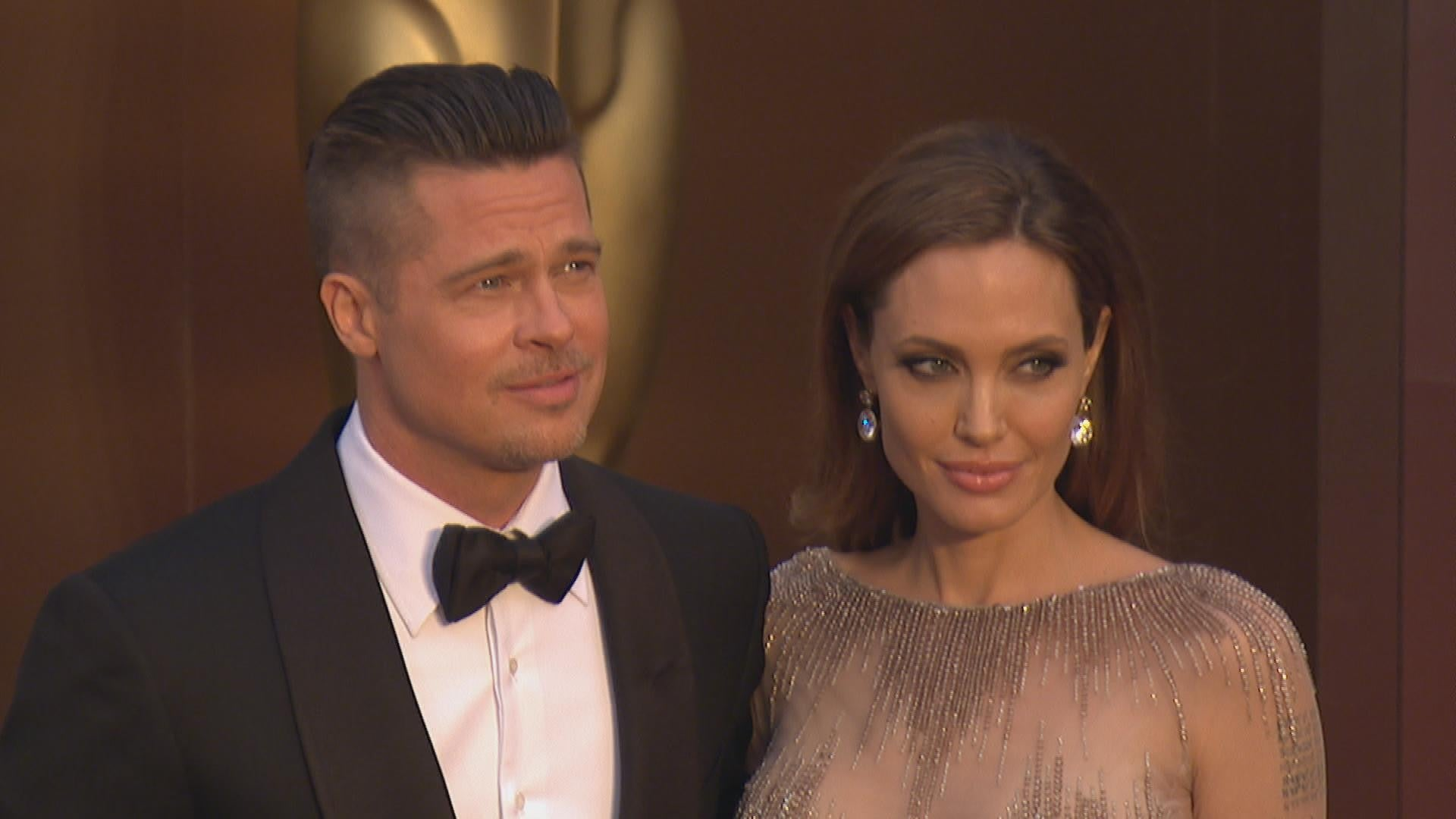 Angelina Jolie Video Hard brad pitt and angelina jolie's relationship is 'the best