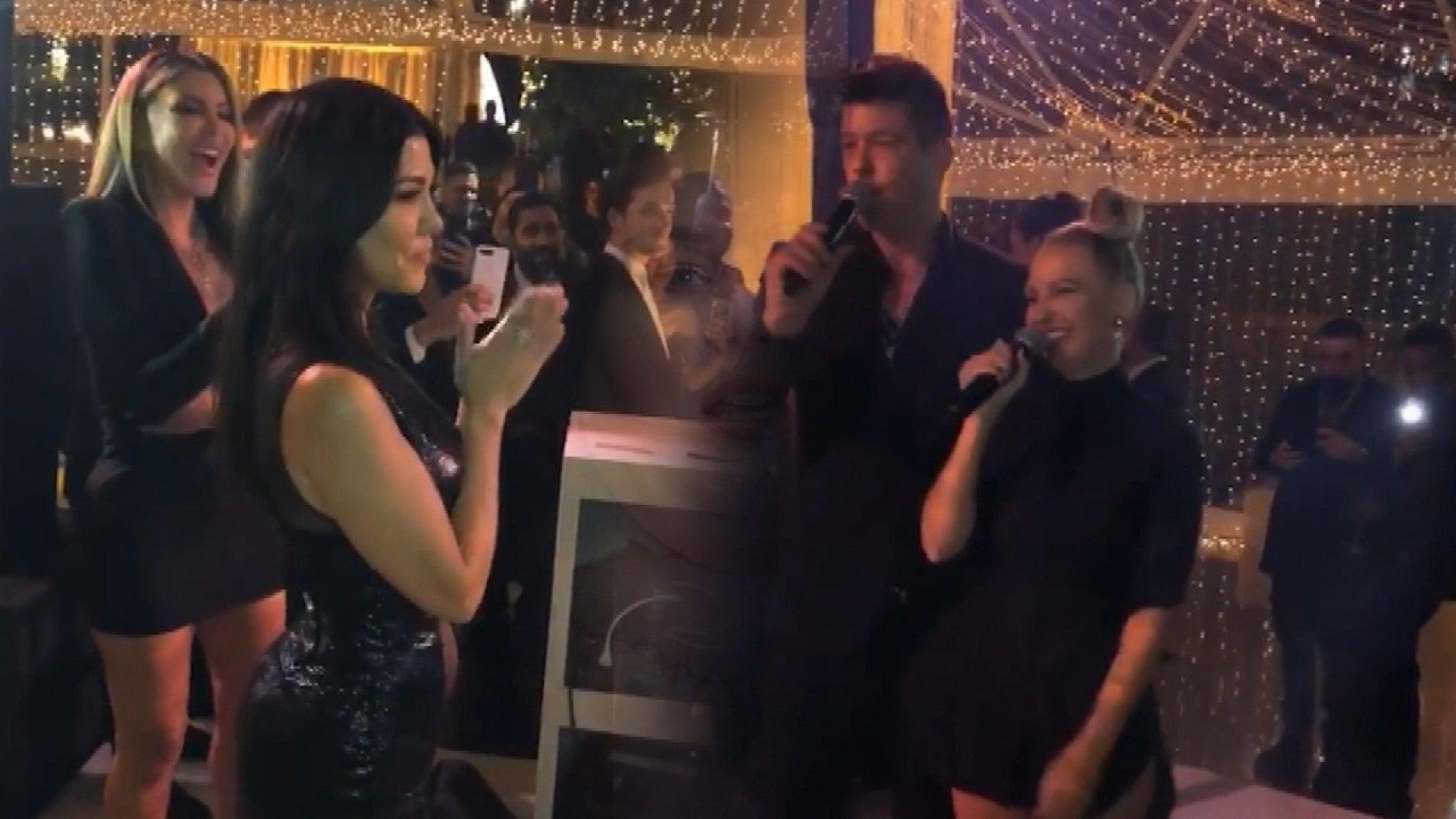 Swell Kourtney Kardashian Celebrates 40Th Birthday With Most Funny Birthday Cards Online Fluifree Goldxyz