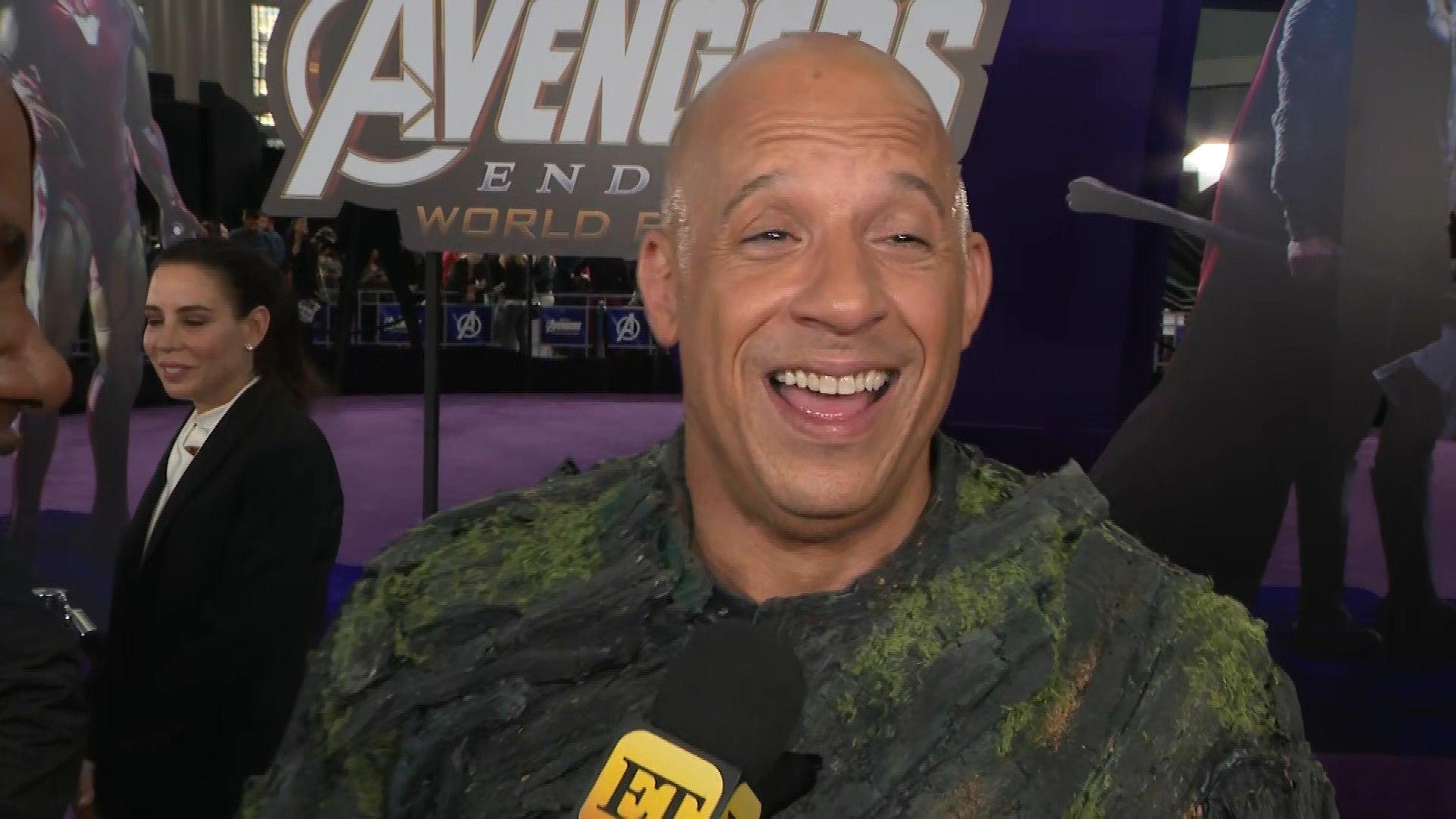 Vin Diesel Says Zoe Saldana Is One Of The Reasons He S Doing