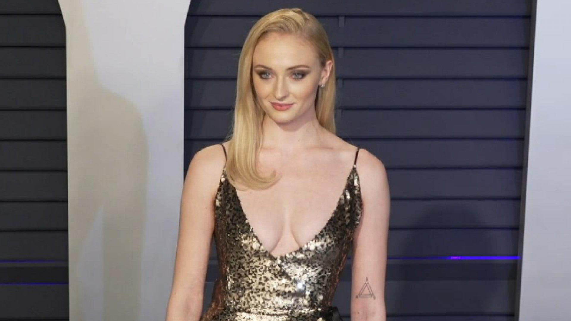 Sophie Turner Reveals She Had Cold Feet And Once Broke Up With Joe Jonas Entertainment Tonight