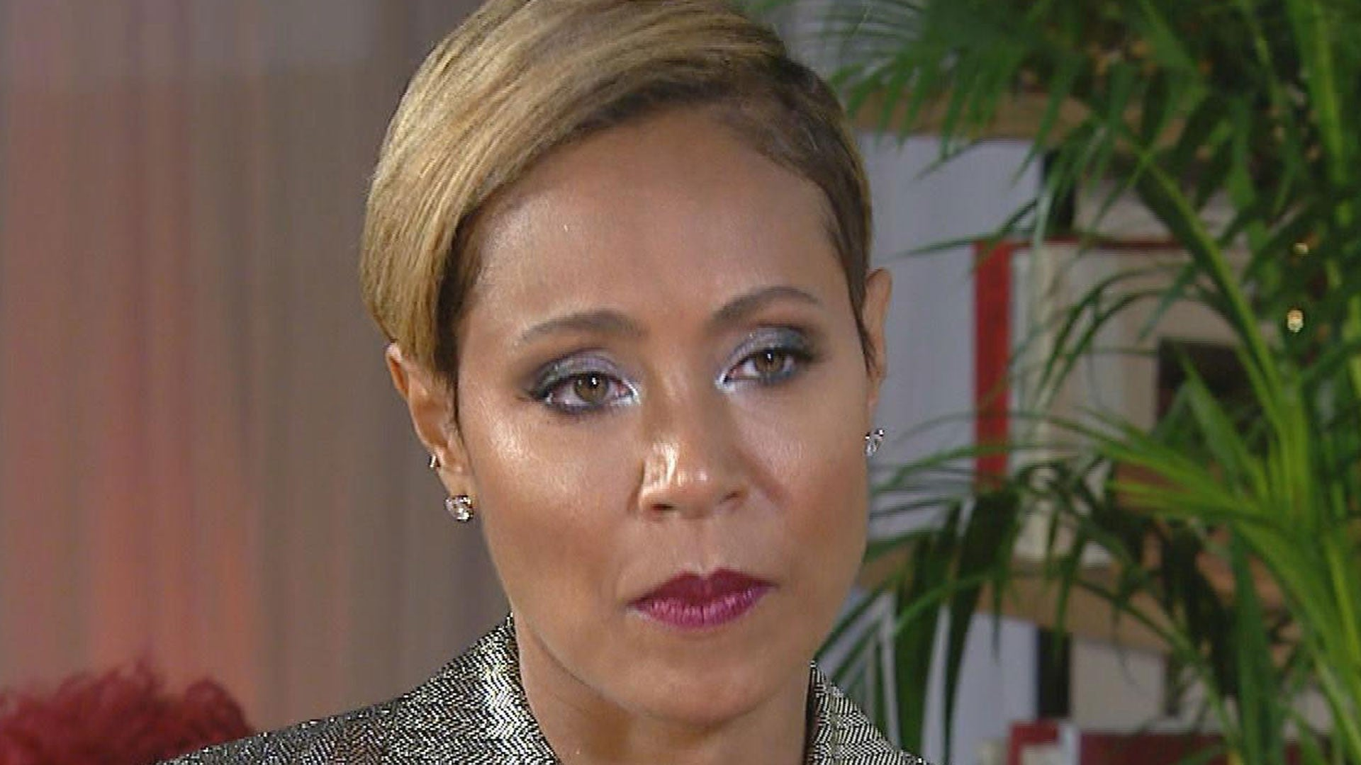 Jada Pinkett Smith Admits Talking About Porn With Her ...