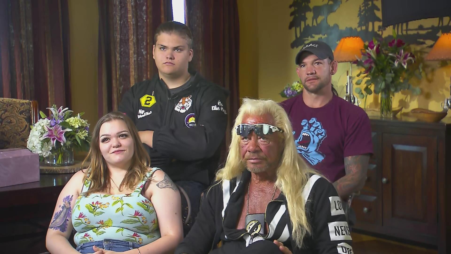Dog The Bounty Hunters Daughter Bonnie Says Dad Wont