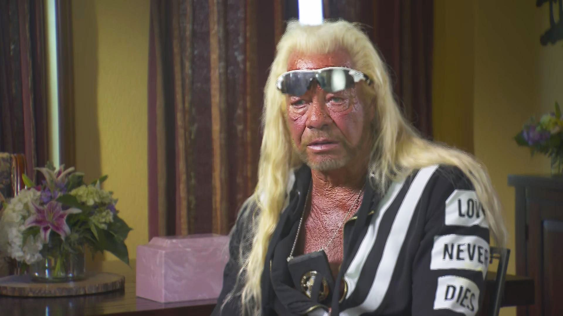 Dog The Bounty Hunter Says He S Lost 17 Pounds In 2 Weeks Since