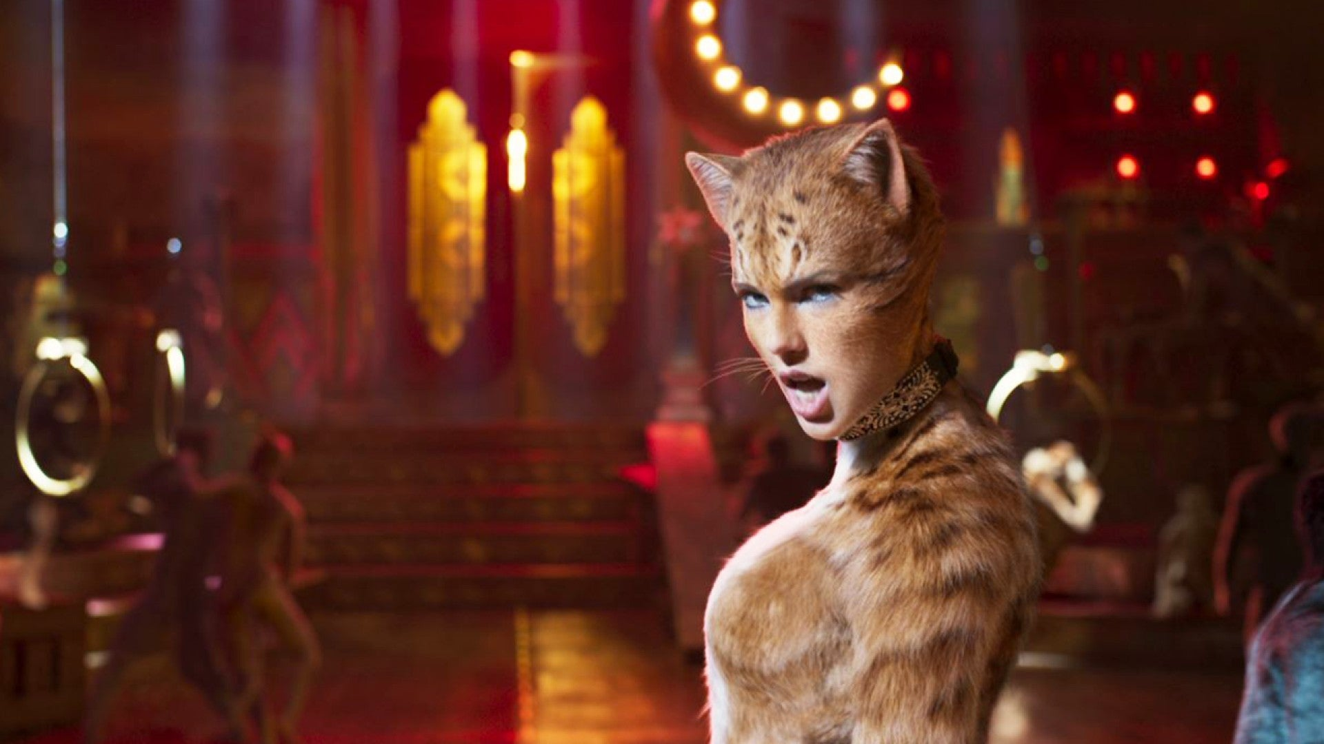 Taylor Swift Drops First Song From Cats Listen Entertainment Tonight