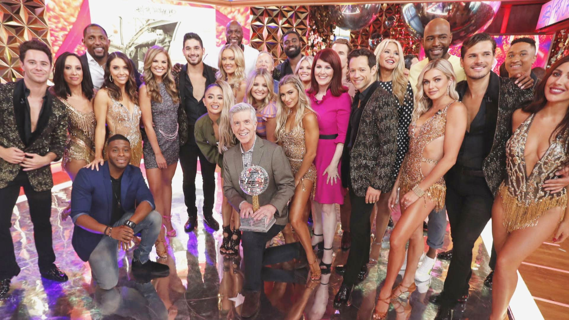 Dancing With The Stars Season 28 Cast Revealed See Who S Competing Entertainment Tonight