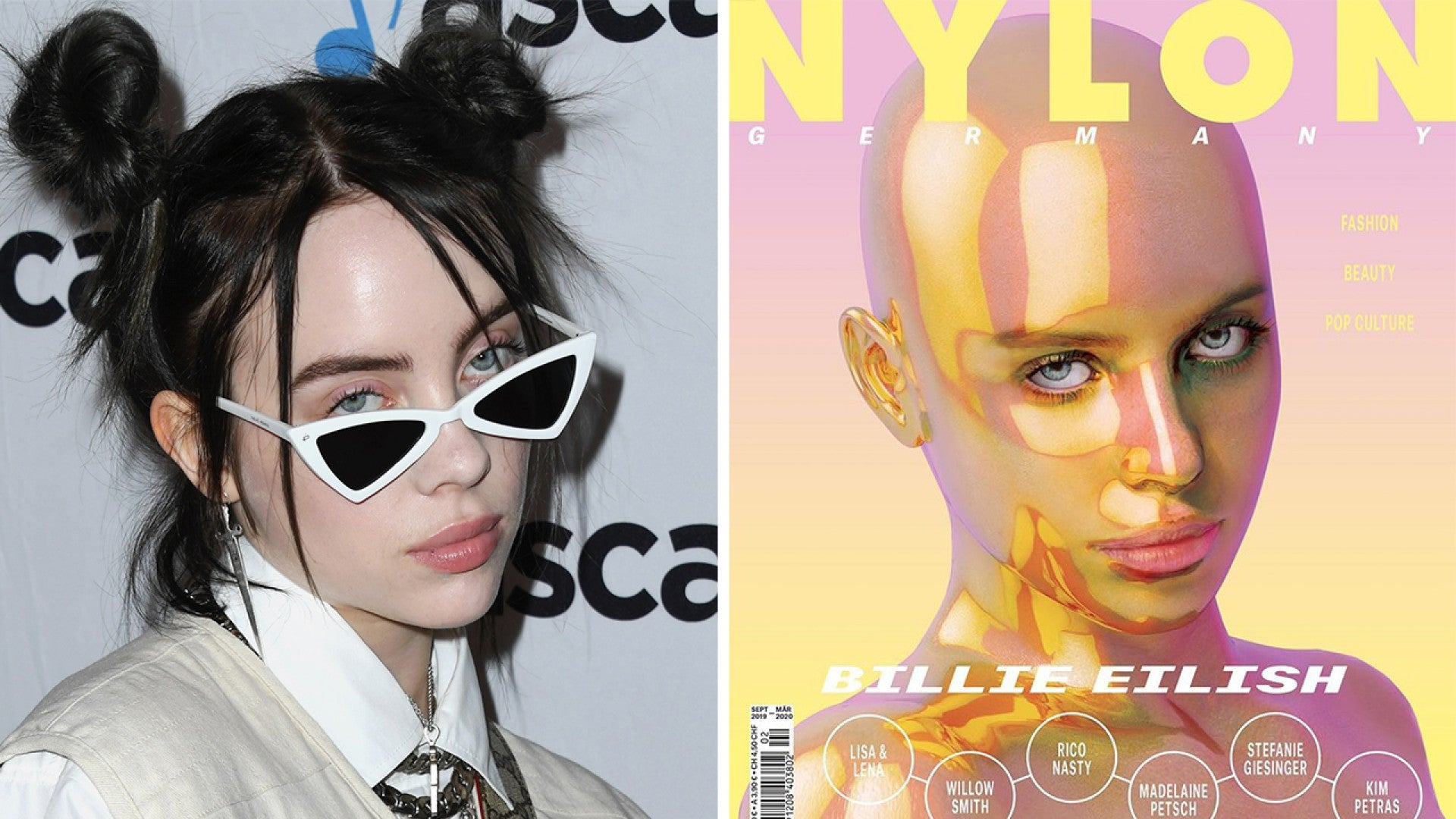 Billie Eilish Nude billie eilish slams magazine for using her image on the
