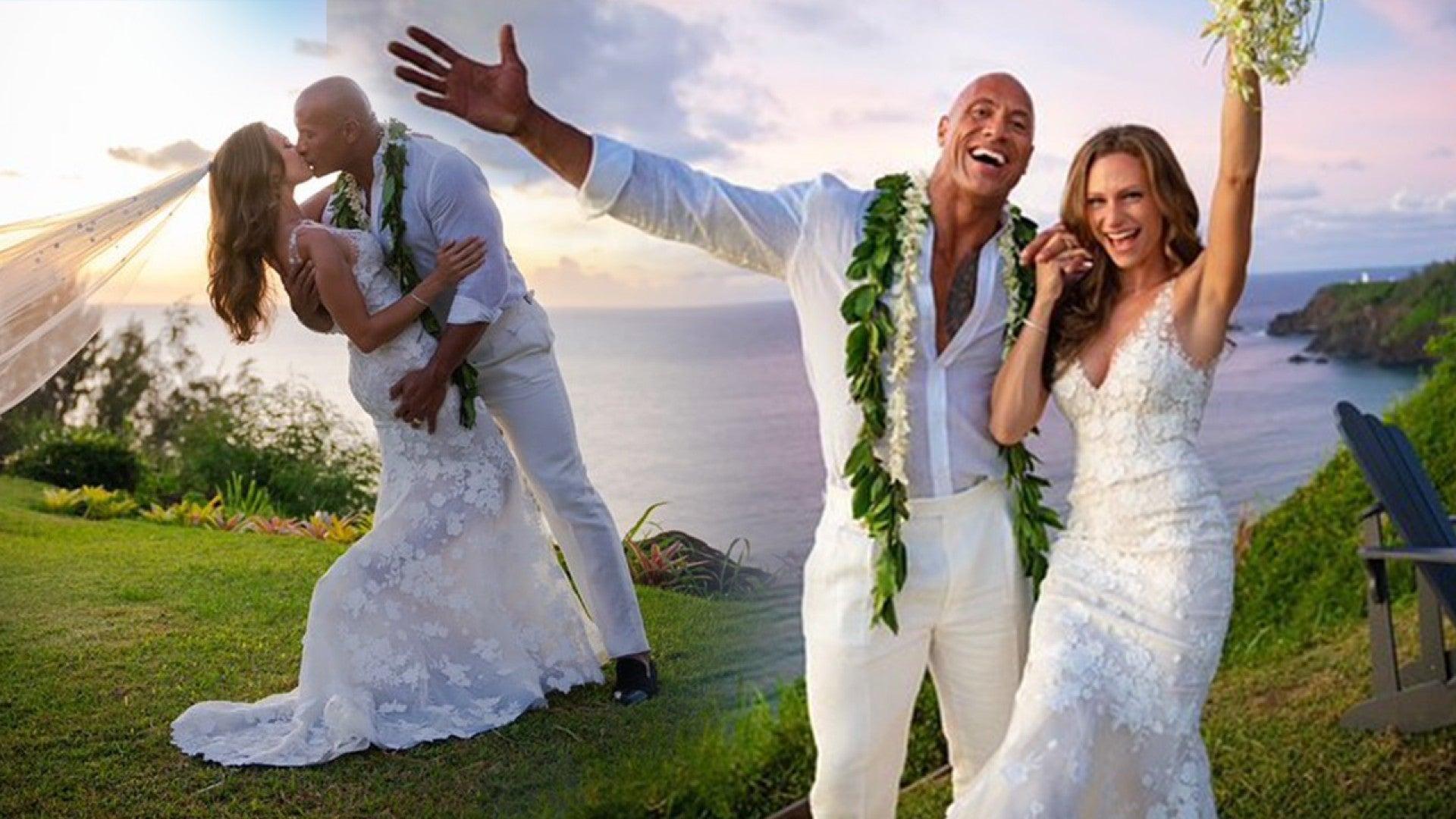 "Resultado de imagen de The Rock was hesitant to remarry: 'My divorce did a number on me'"""