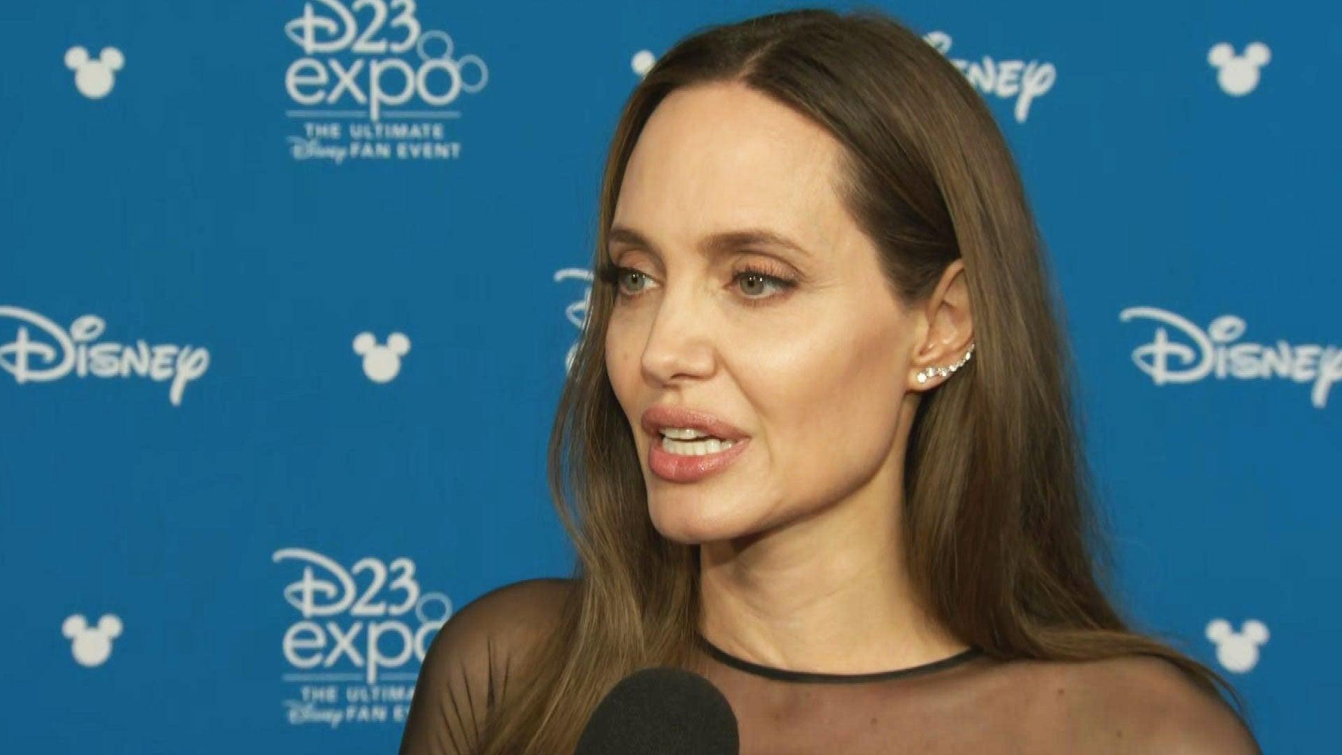 Angelina Jolie Porn Look A Like angelina jolie says she 'ugly cried' when she dropped maddox
