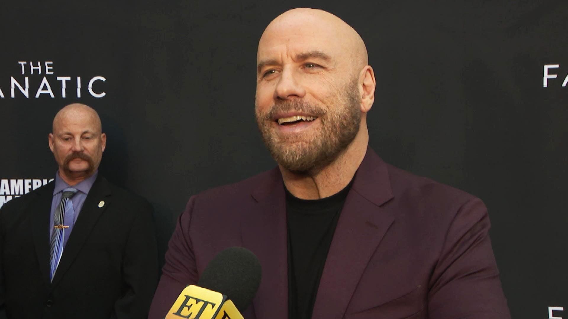 John Travolta Praises Olivia Newton John Amid Cancer Battle
