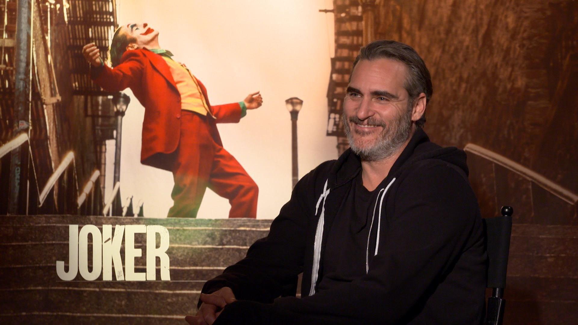Joaquin Phoenix Lost Over 50 Pounds For Joker Inside His