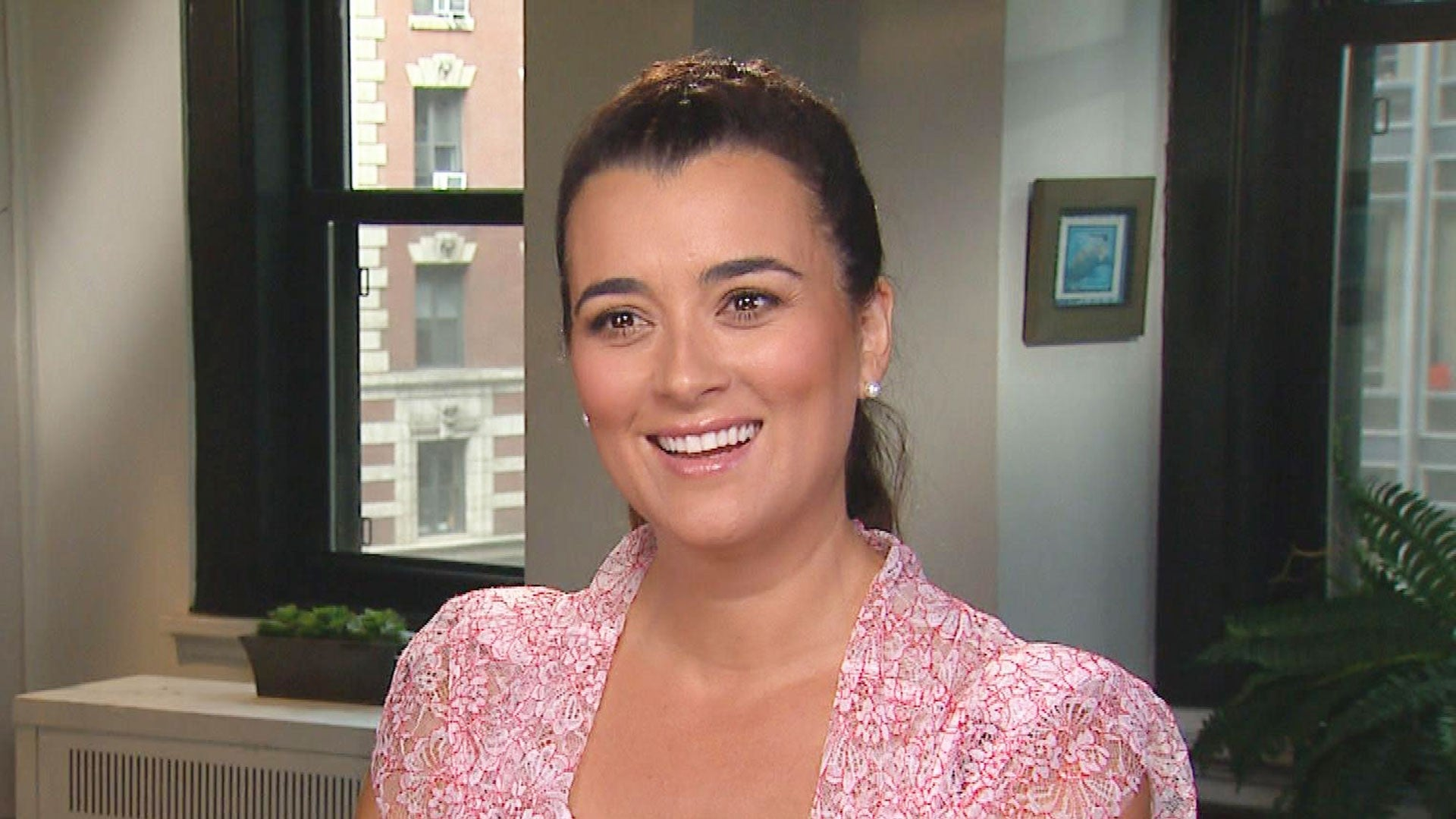 Ncis Season 17 Cote De Pablo Opens Up About Playing Ziva Again