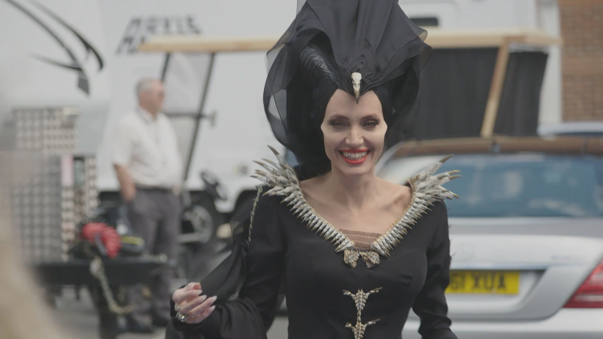 Maleficent Mistress Of Evil Angelina Jolie Talks Playing
