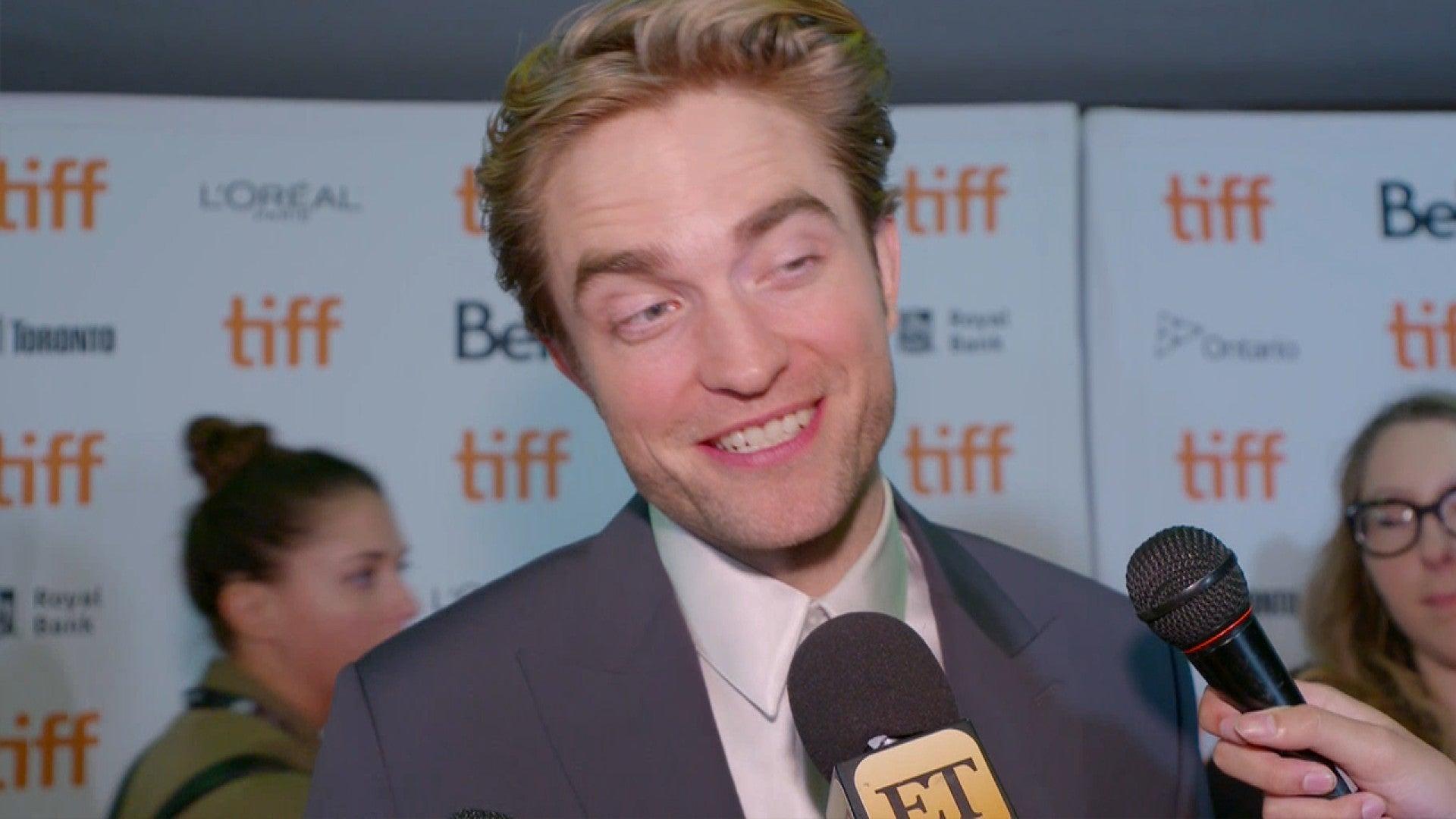 Robert Pattinson dating ora