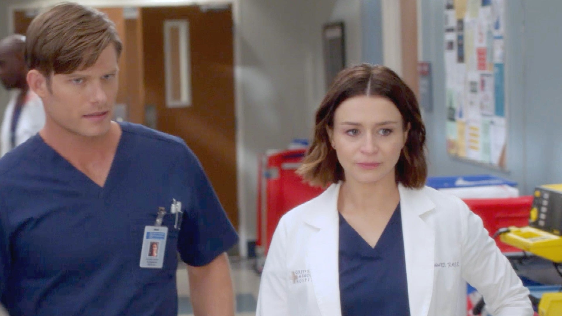 Grey S Anatomy Did The Fall Finale Set Up Major Character Deaths Our Biggest Questions Entertainment Tonight