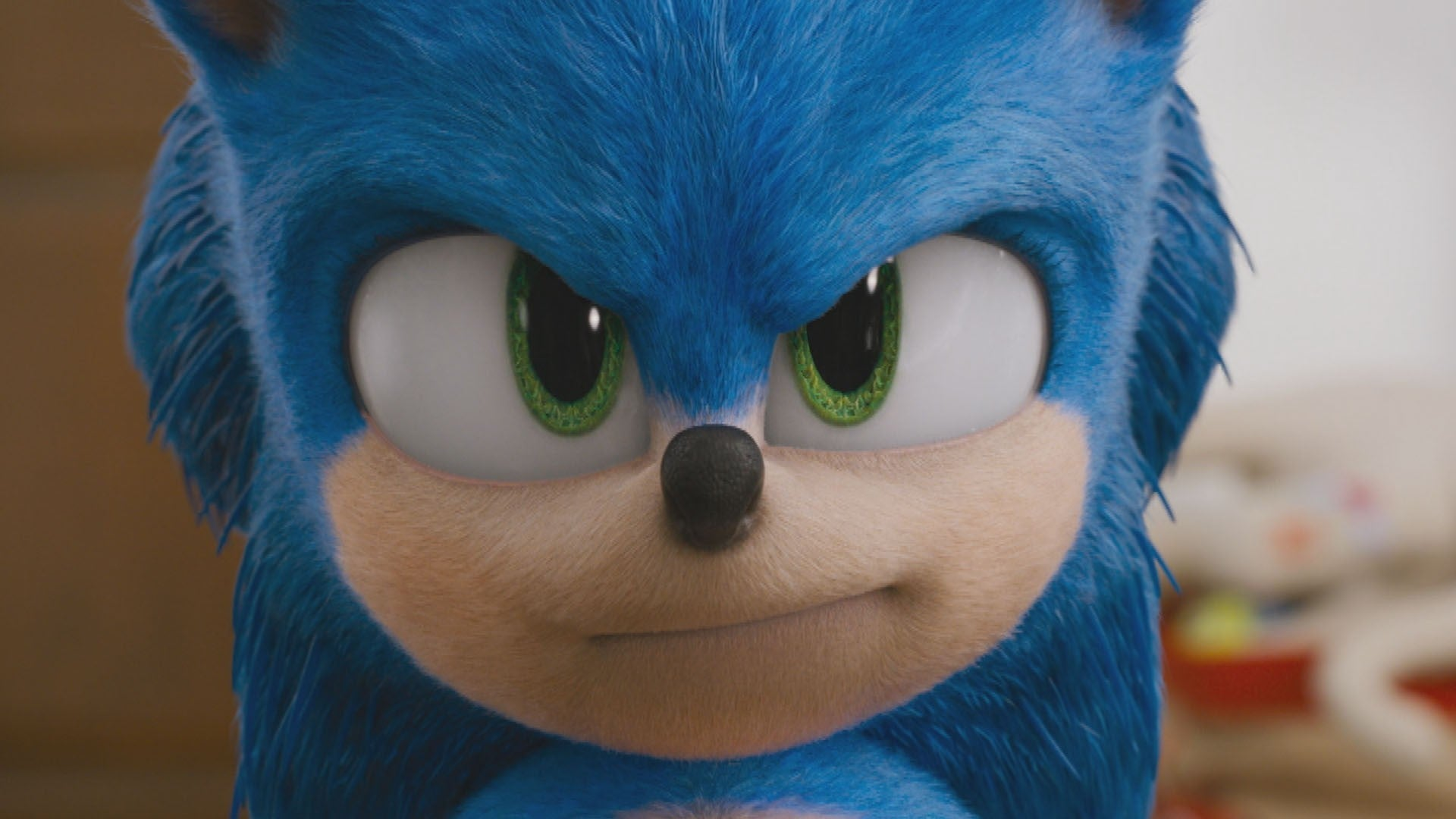 New Sonic The Hedgehog Trailer Reveals Character Redesign Watch Entertainment Tonight